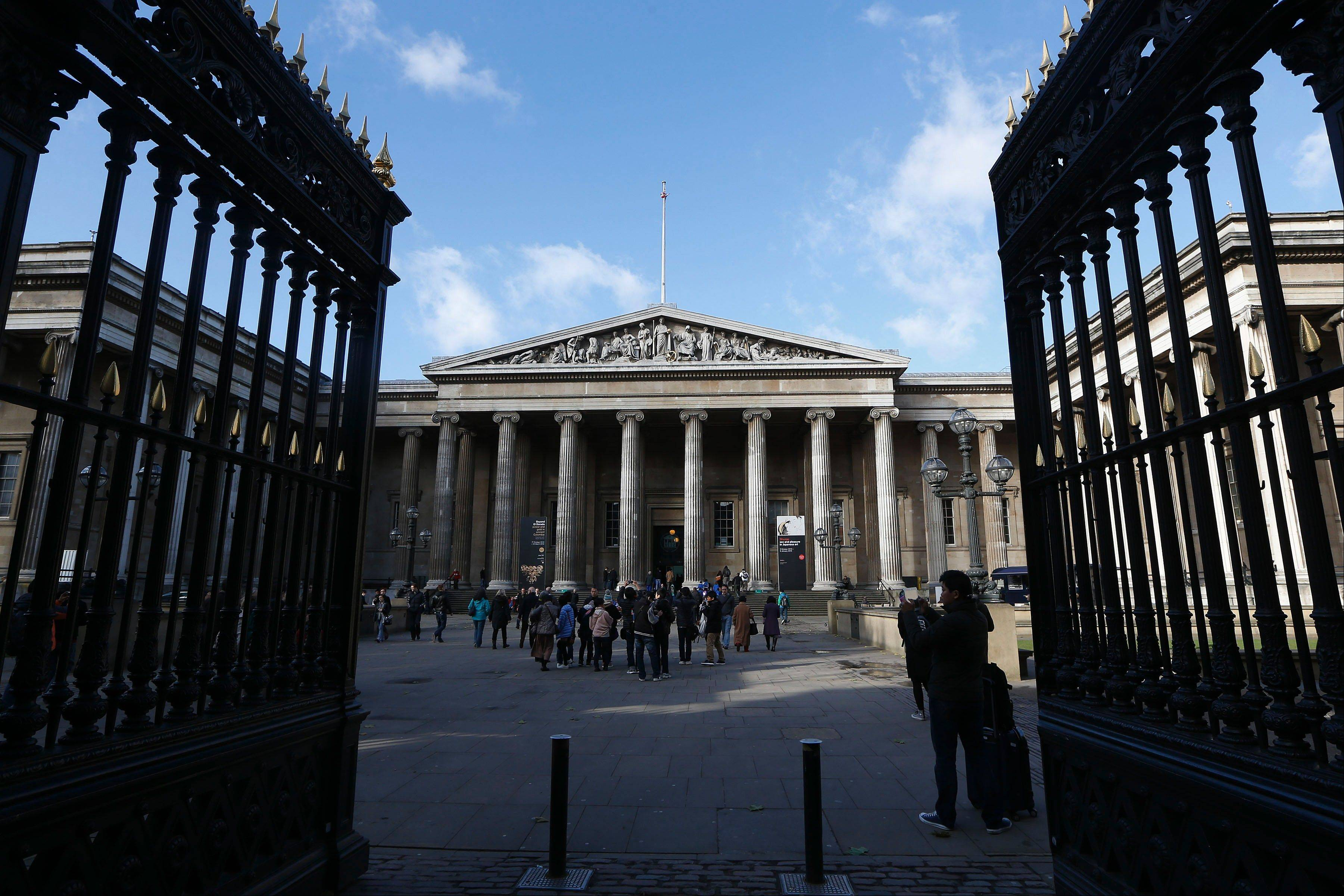 Visitors to the British Museum in London can see Egyptian mummies, Greek friezes, drawings by Leonardo da Vinci and more, all for free.