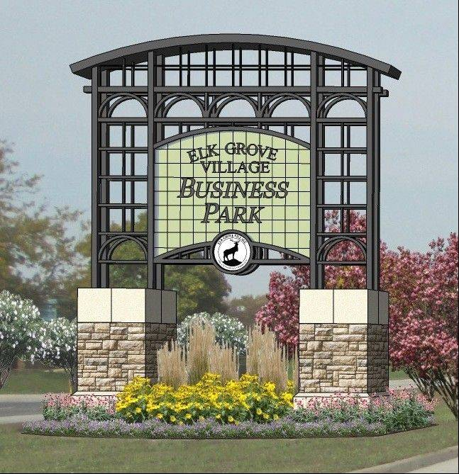 Elk Grove Village proposes TIF district for business park