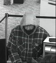 Rolling Meadows police and the FBI are searching for this man who they say robbed the Charter One bank at Kirchoff and East Frontage roads Monday morning. The man is believed to be the same robber who held up the bank in April, as well as two banks in Wood Dale earlier this year.