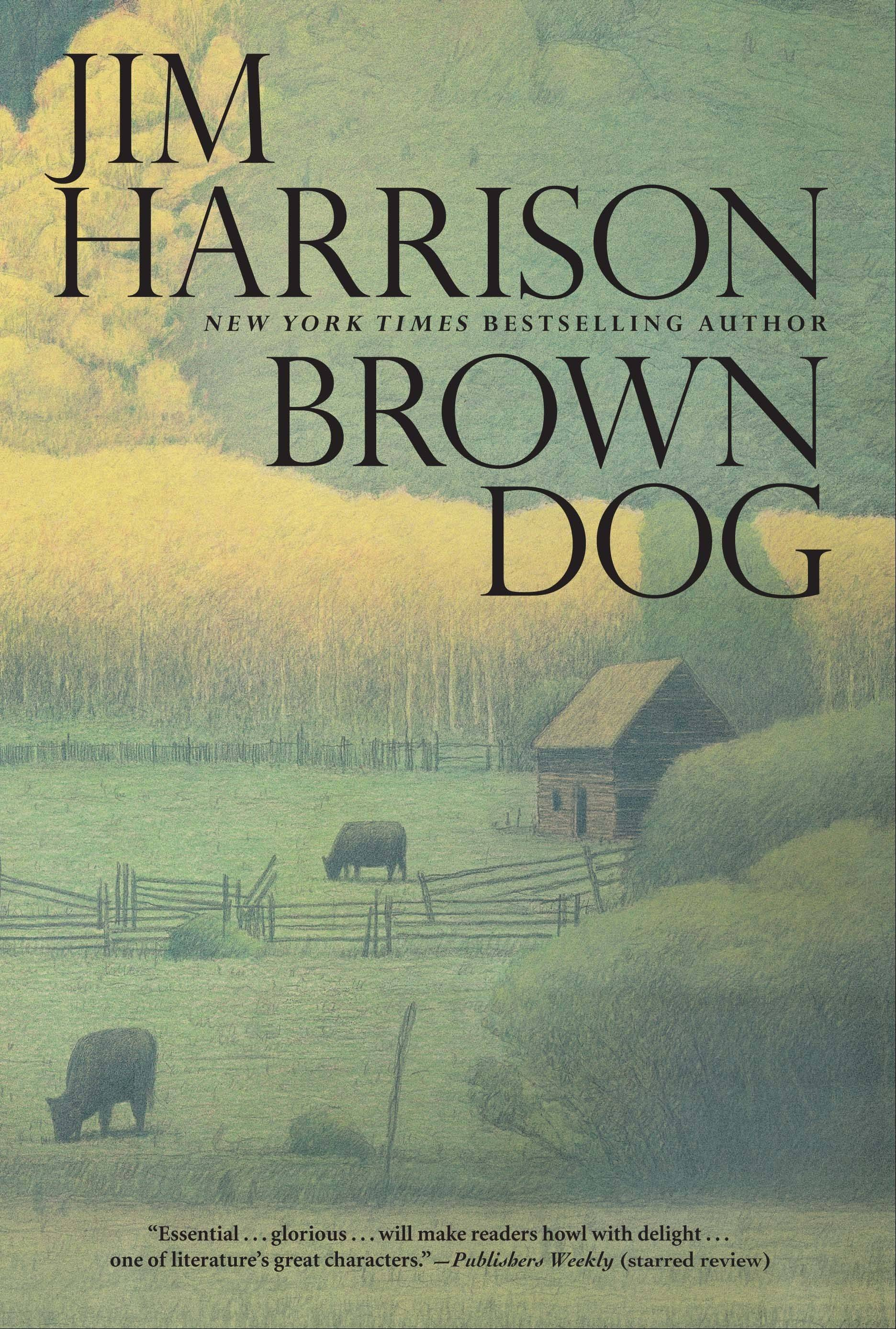 """Brown Dog: Novellas"" by Jim Harrison compiles all of the Brown Dog stories into one book."