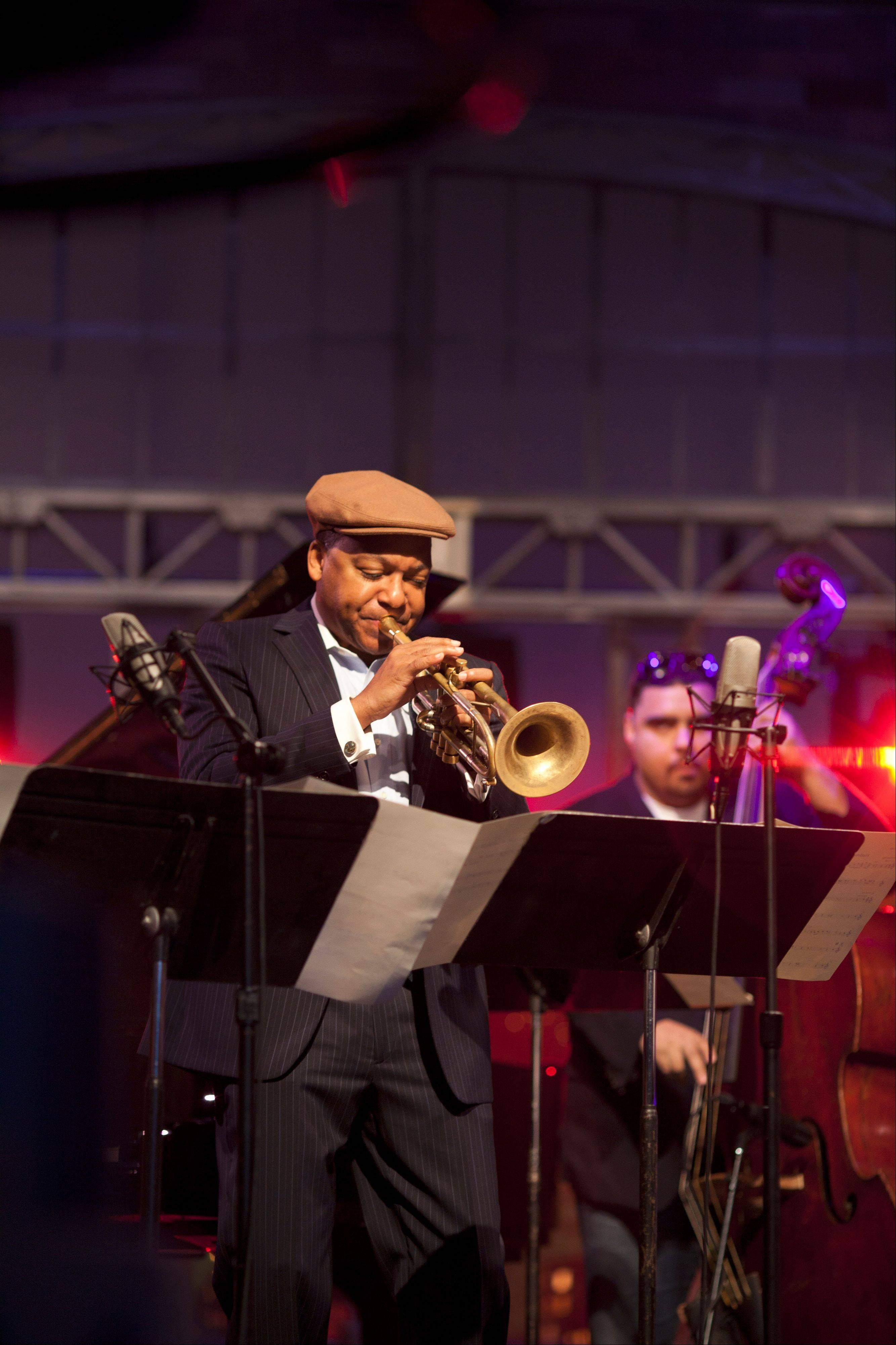 The Jazz at Lincoln Center Orchestra with Wynton Marsalis returns to North Central College's Wentz Concert Hall in Naperville on Friday, Dec. 6.