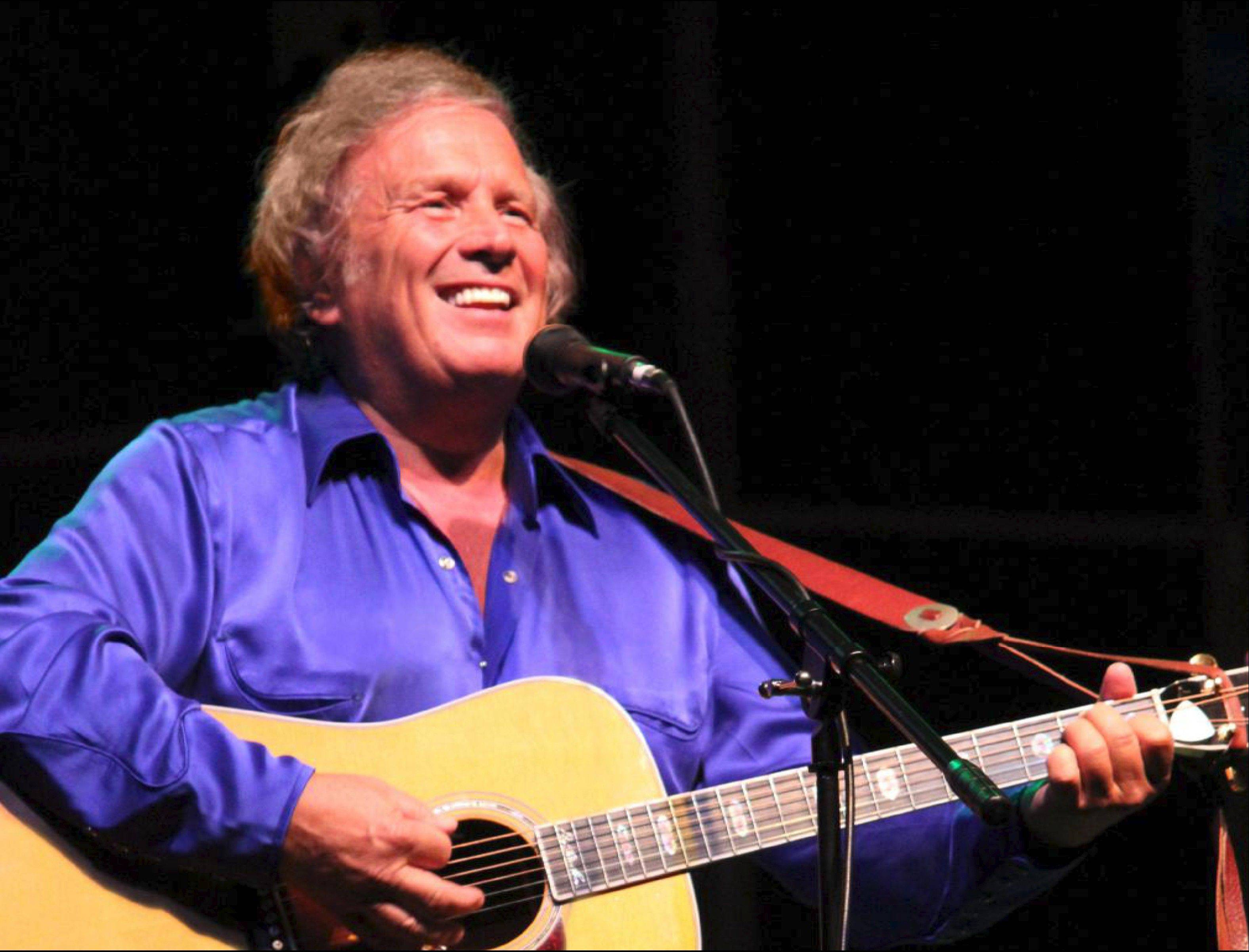 Don McLean plays on the same bill with Judy Collins at the Arcada Theatre in St. Charles.