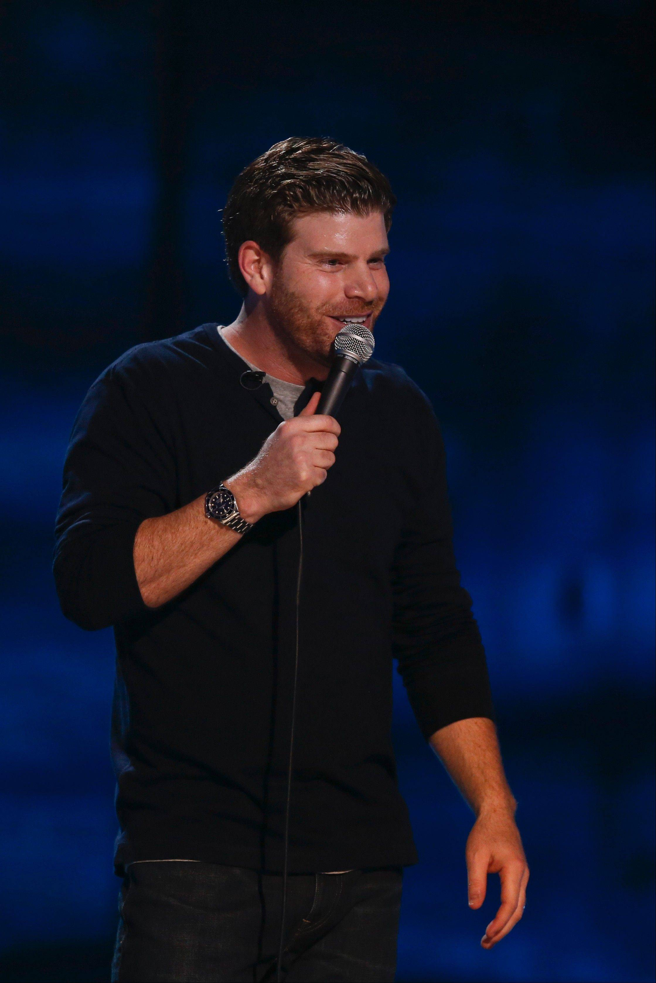 Comedian Steve Rannazzisi appears at Zanies in Chicago and Rosemont.