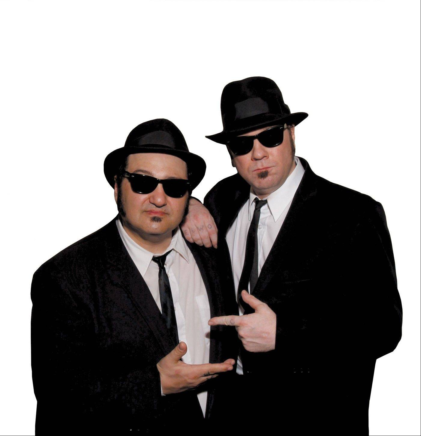 "Dan Aykroyd, Judy Belushi and musical director Paul Shaffer present ""The Official Blues Brothers� Revue"" on April 2, 2014, at the James Lumber Center for the Performing Arts in Grayslake."