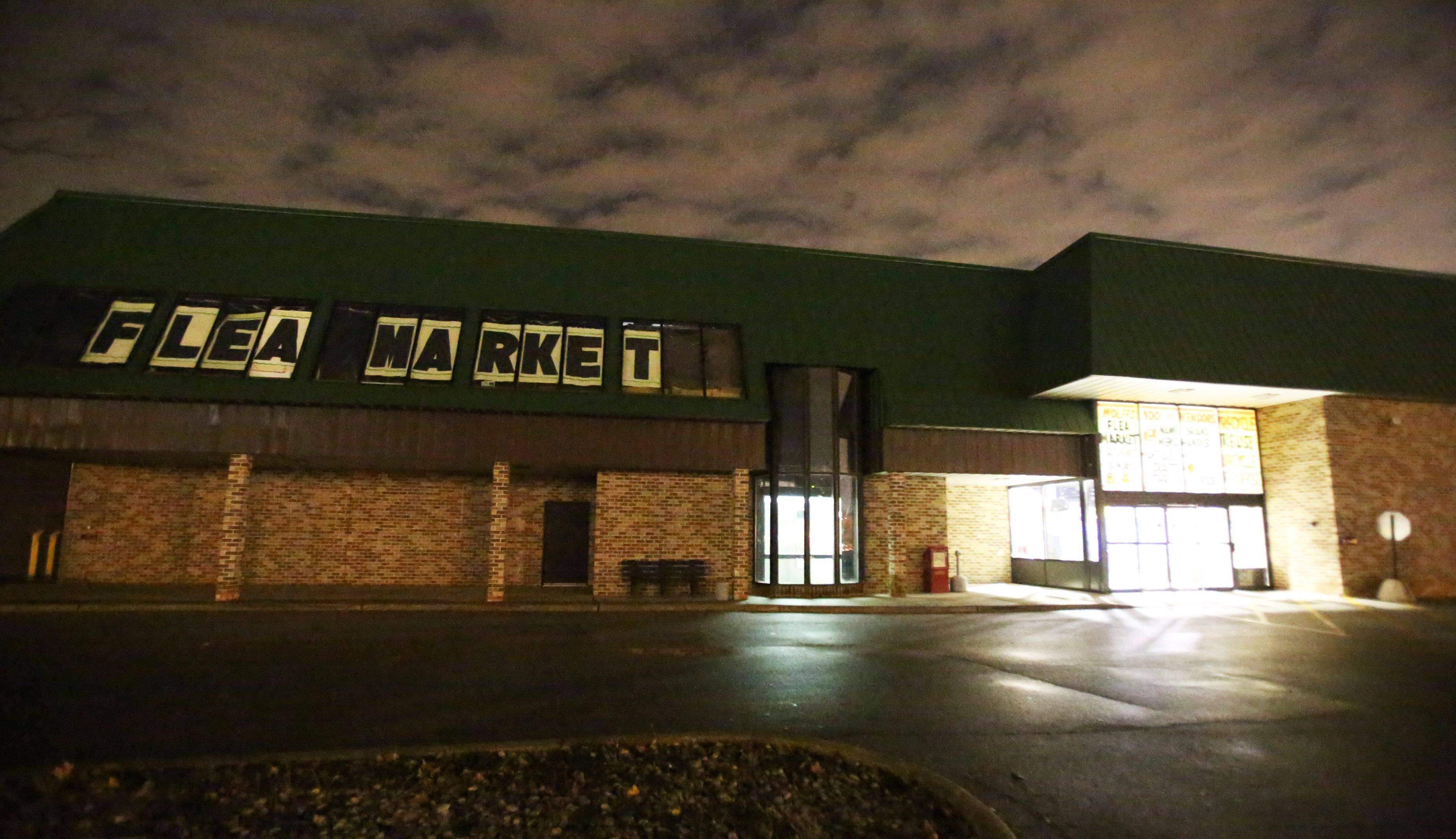 Palatine will enter into negotiations with a Rockford-based real estate firm that hopes to buy and redevelop the former Menards site at 1775 N. Rand Road. The village bought the property in 2008 after Menards closed. It has been used since mostly for flea markets.