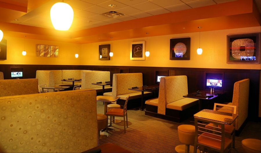 Spice Restaurant and Lounge offers food fusing Indian spices with American favorites.