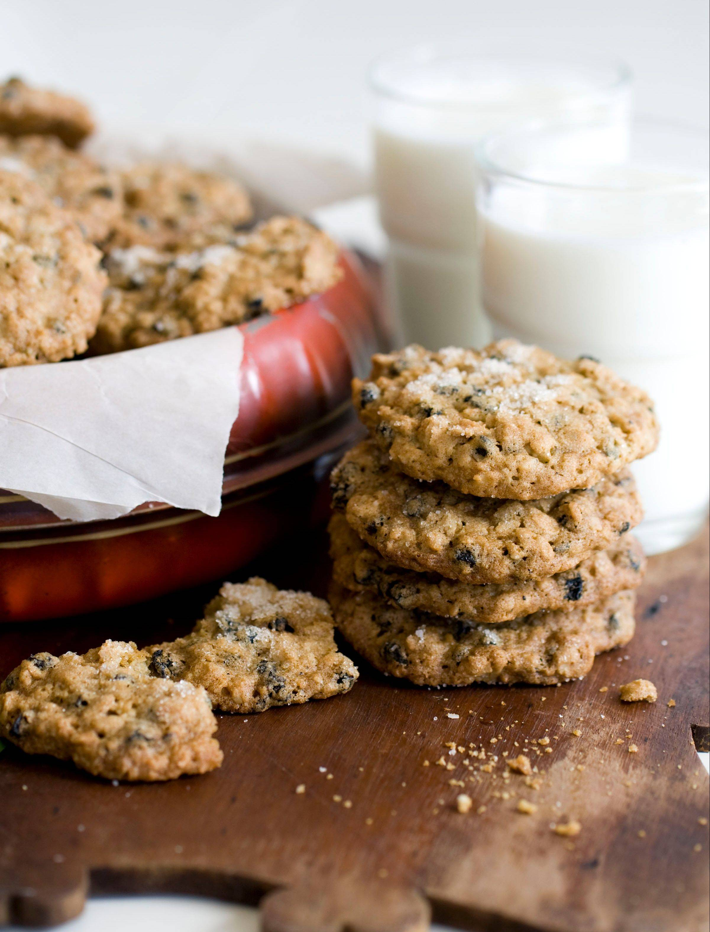 Sweet-and-Salty Kitchen Sink Cookies