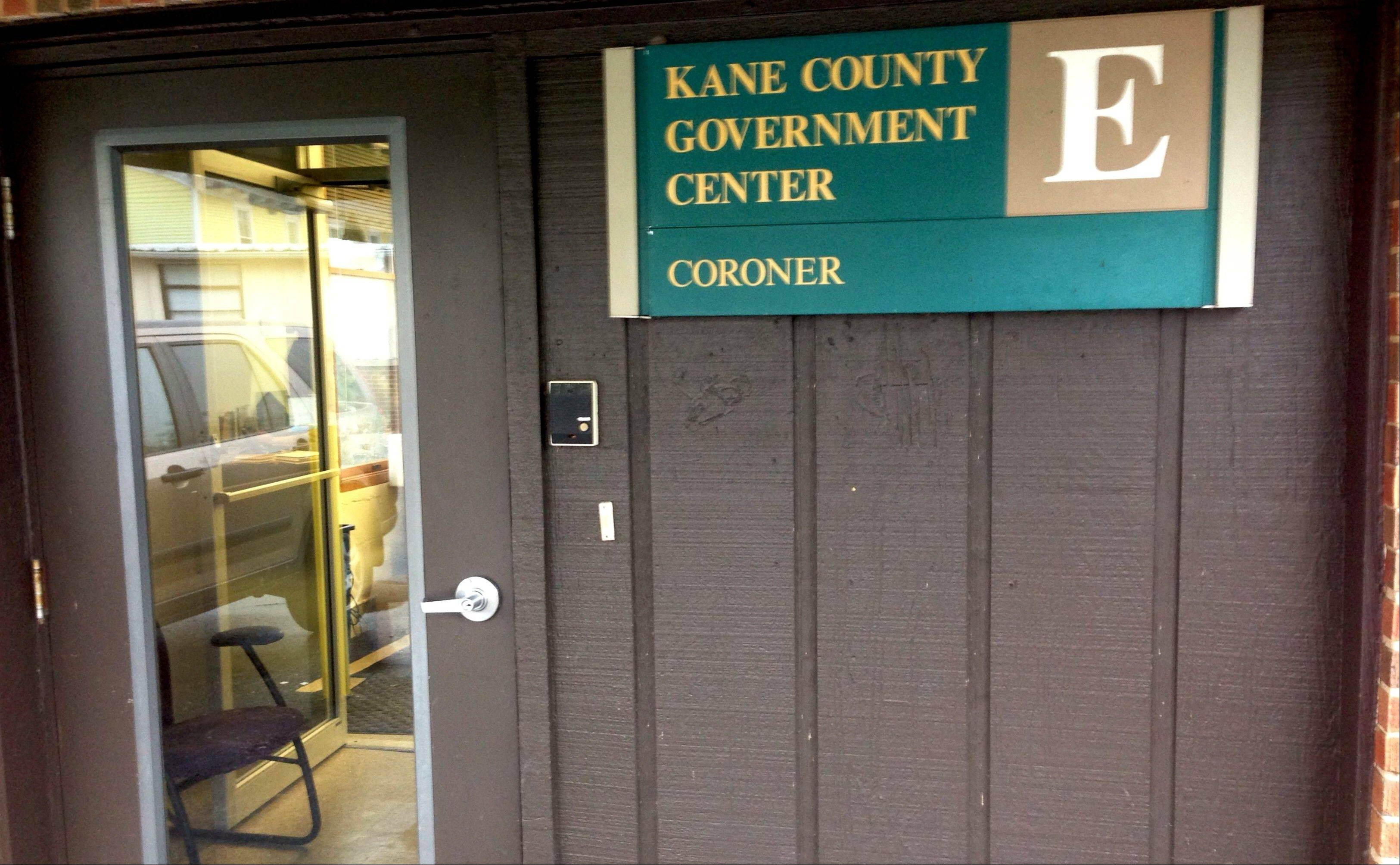 A freezer malfunction at the Kane County Coroner's Office resulted in a partial thawing of human remains that were under investigation.