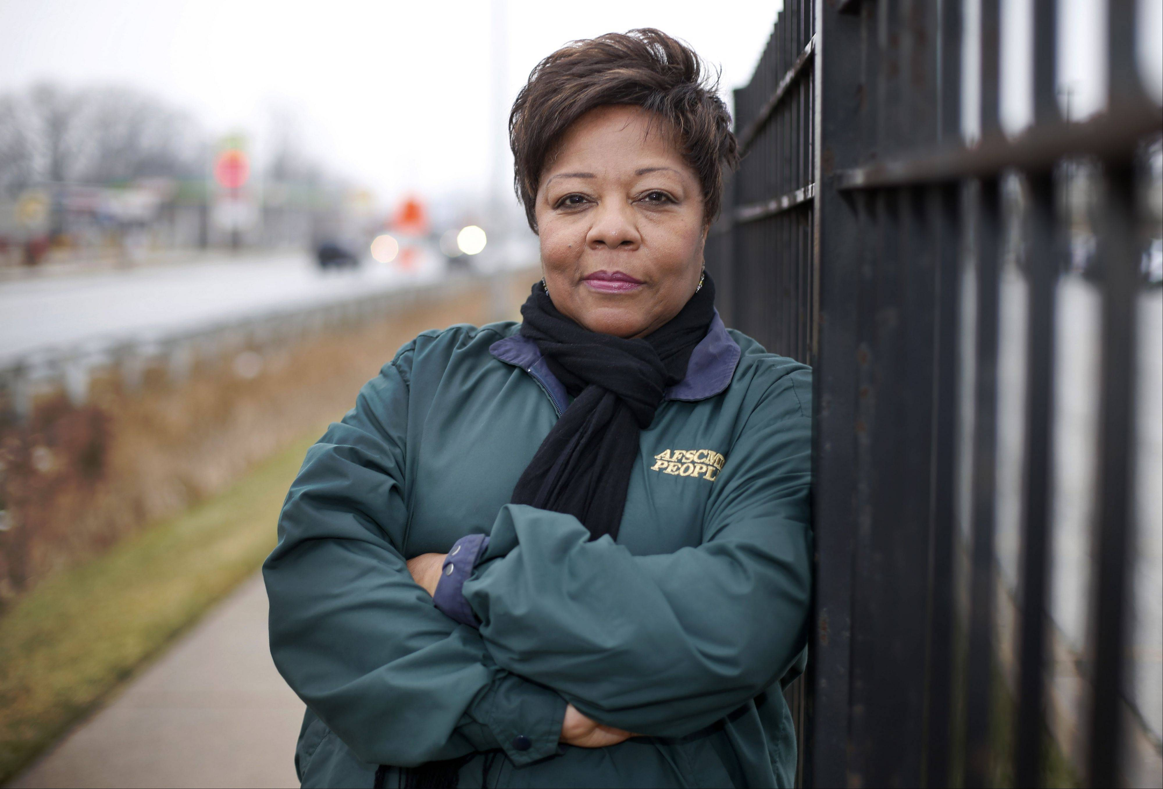 JoAnn Washington-Murry, 60, of East Hazelcrest has spent almost 20 years as a child welfare specialist. She had planned to retire in about five years, but now she isn't sure.