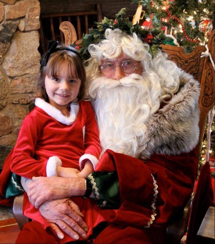 Travel back to a holiday season in 1880s Schaumburg and meet a traditional St. Nicholas at Schaumburg Park District's Christmas in the Valley, Dec. 7 and 8, at Volkening Heritage Farm and Merkle Log Cabin at Spring Valley, 1111 E. Schaumburg Road. Visit parkfun.com for information.
