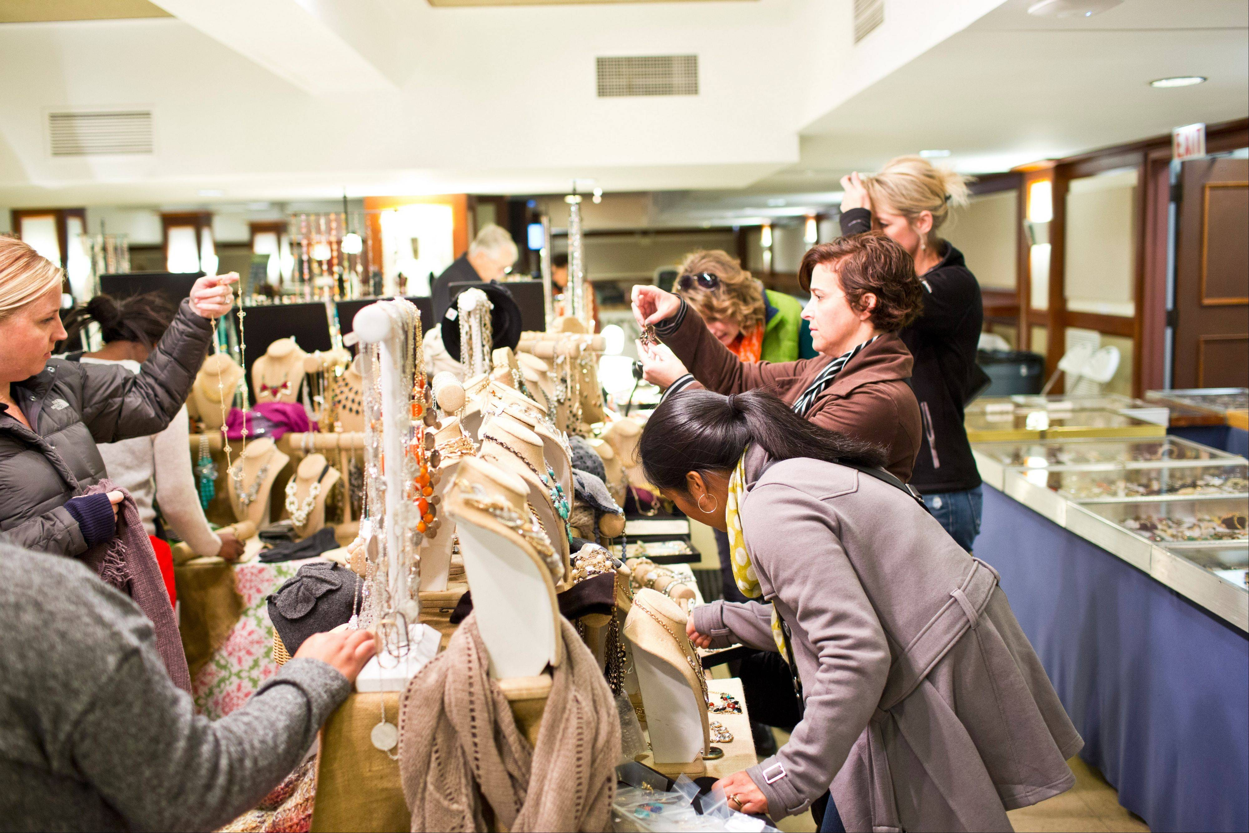 Randolph Street Market's 7th Annual Holiday Market offers gift possibilities that you cannot get anywhere else, plus activities for kids and gourmet food.