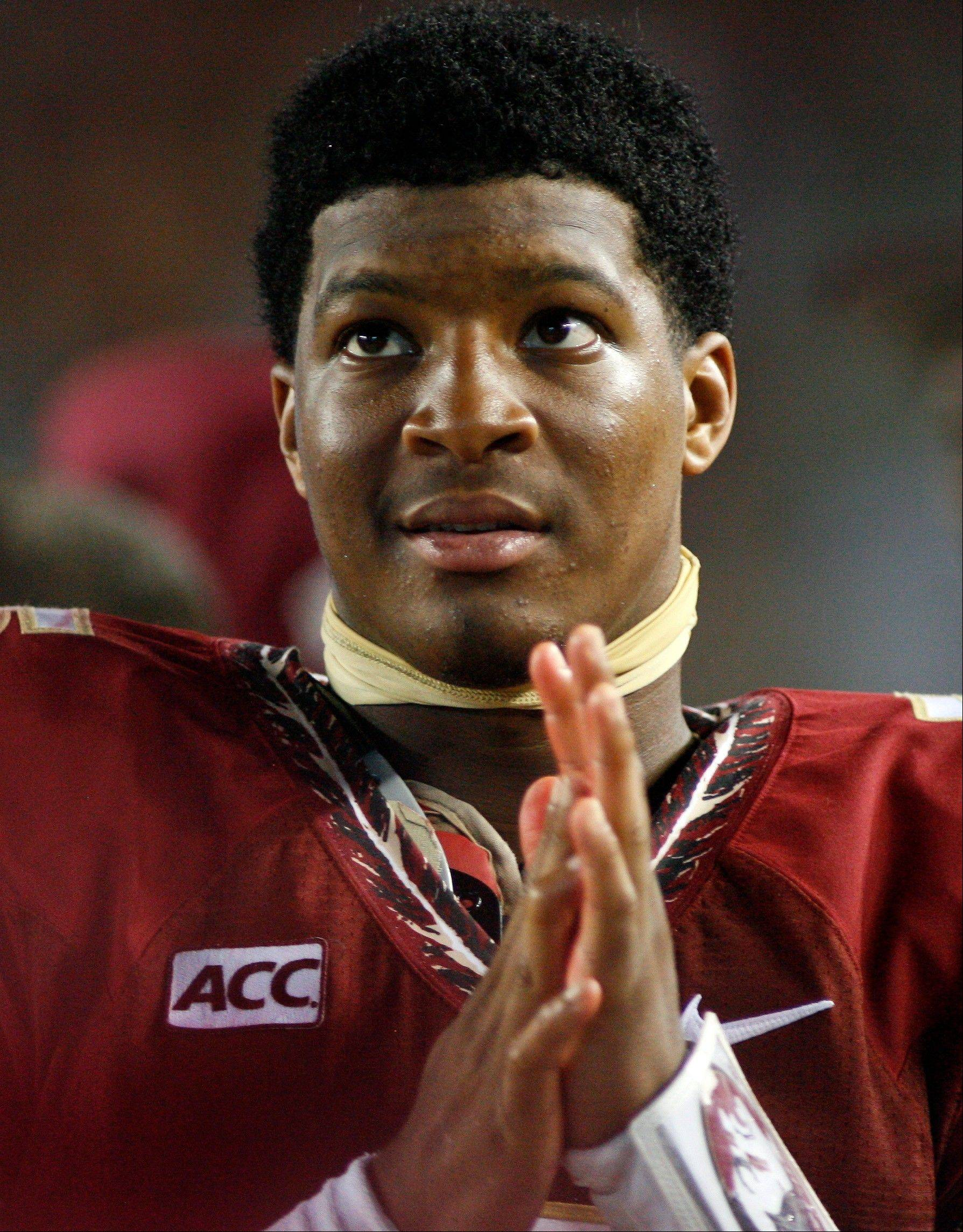 Florida State quarterback Jameis Winston will not face sex assault charges, a prosecutor announced Thursday.
