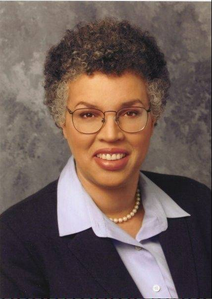 Cook County President Toni Preckwinkle
