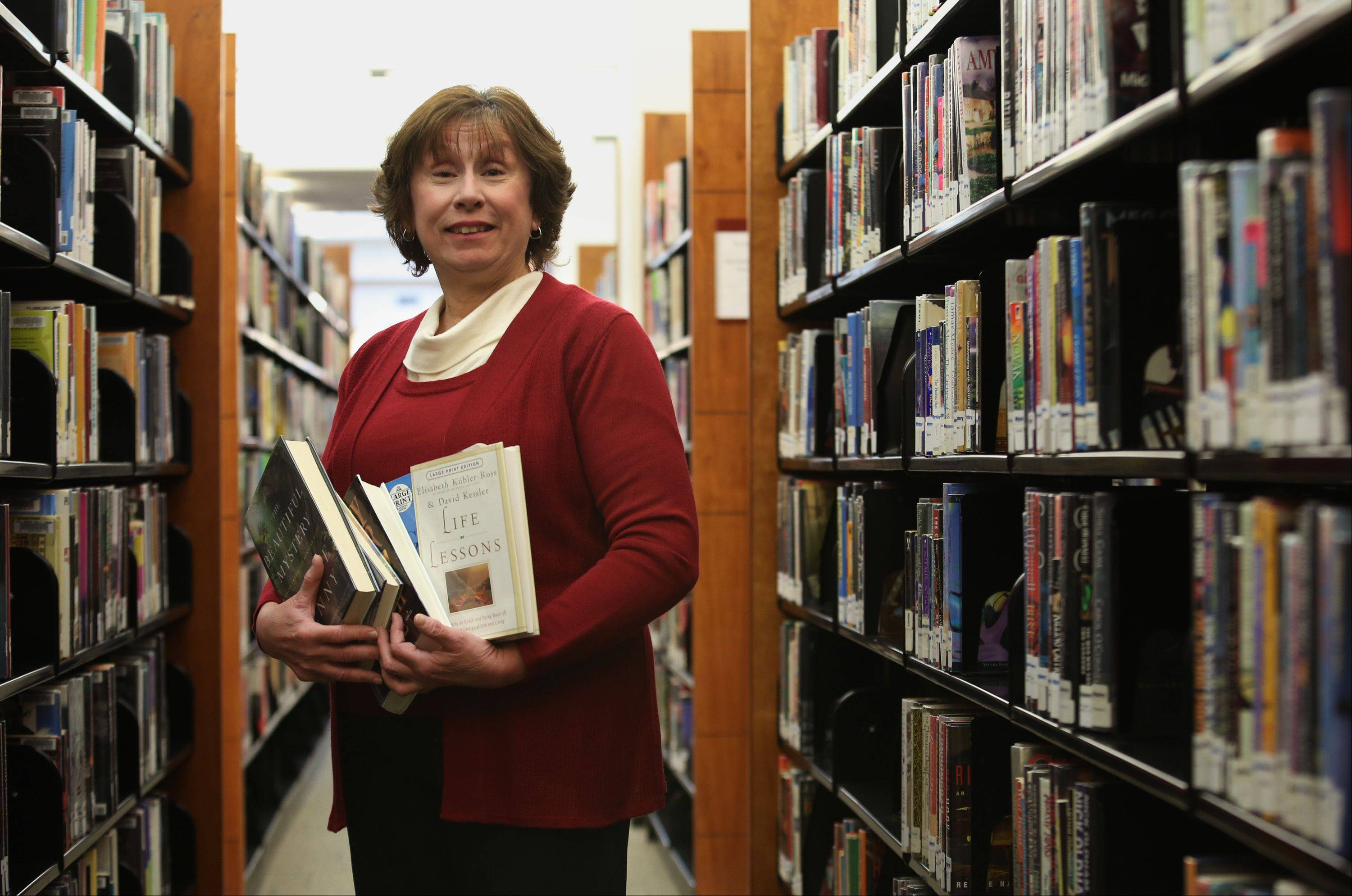 Carole Medal, executive director of the Gail Borden Public Library in Elgin, was named Librarian of the Year by the Illinois Library Association.