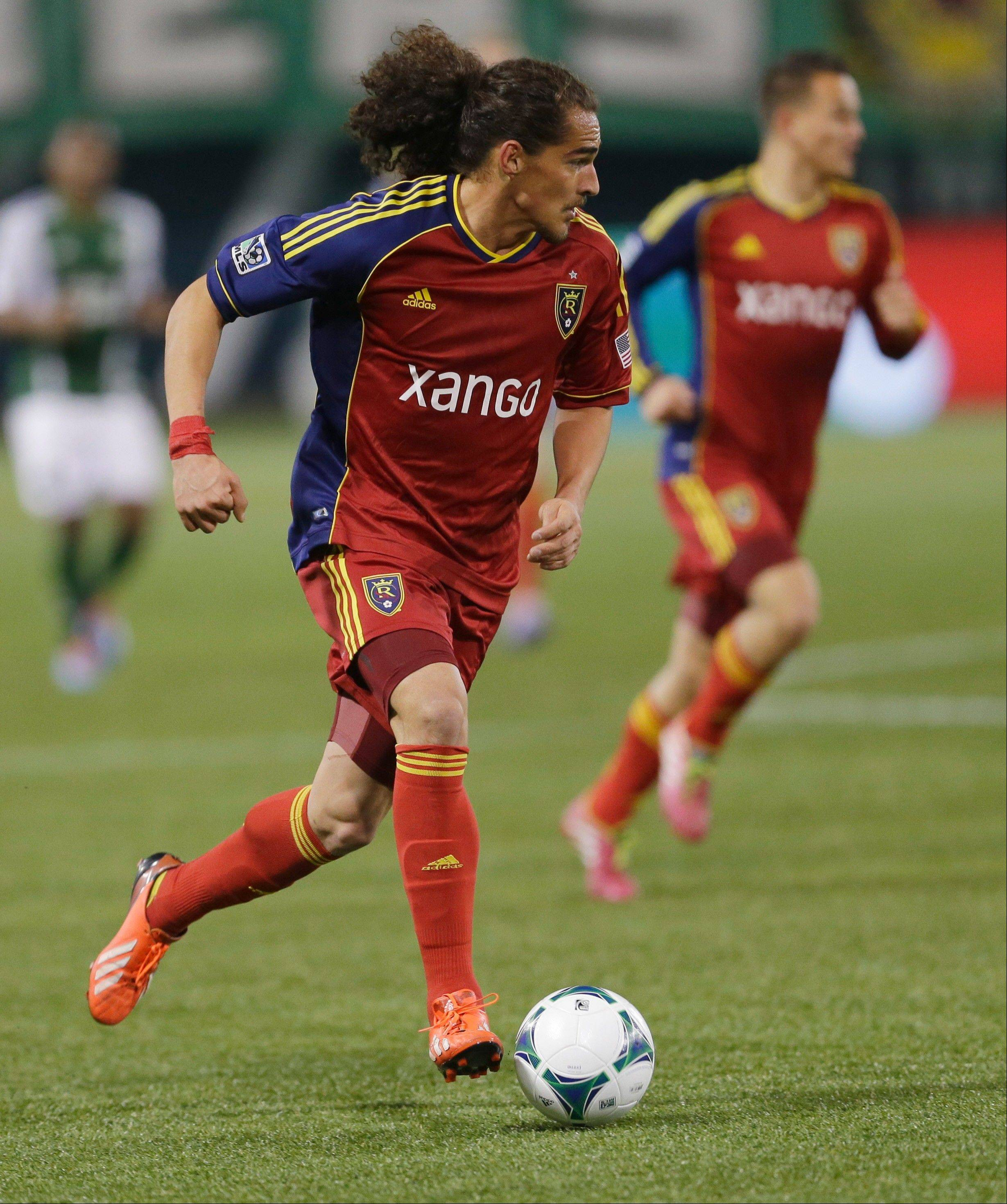 Real Salt Lake�s Devon Sandoval will try to stop Sporting KC from winning its first MLS Cup championship when the two clubs meet today in Kansas City.