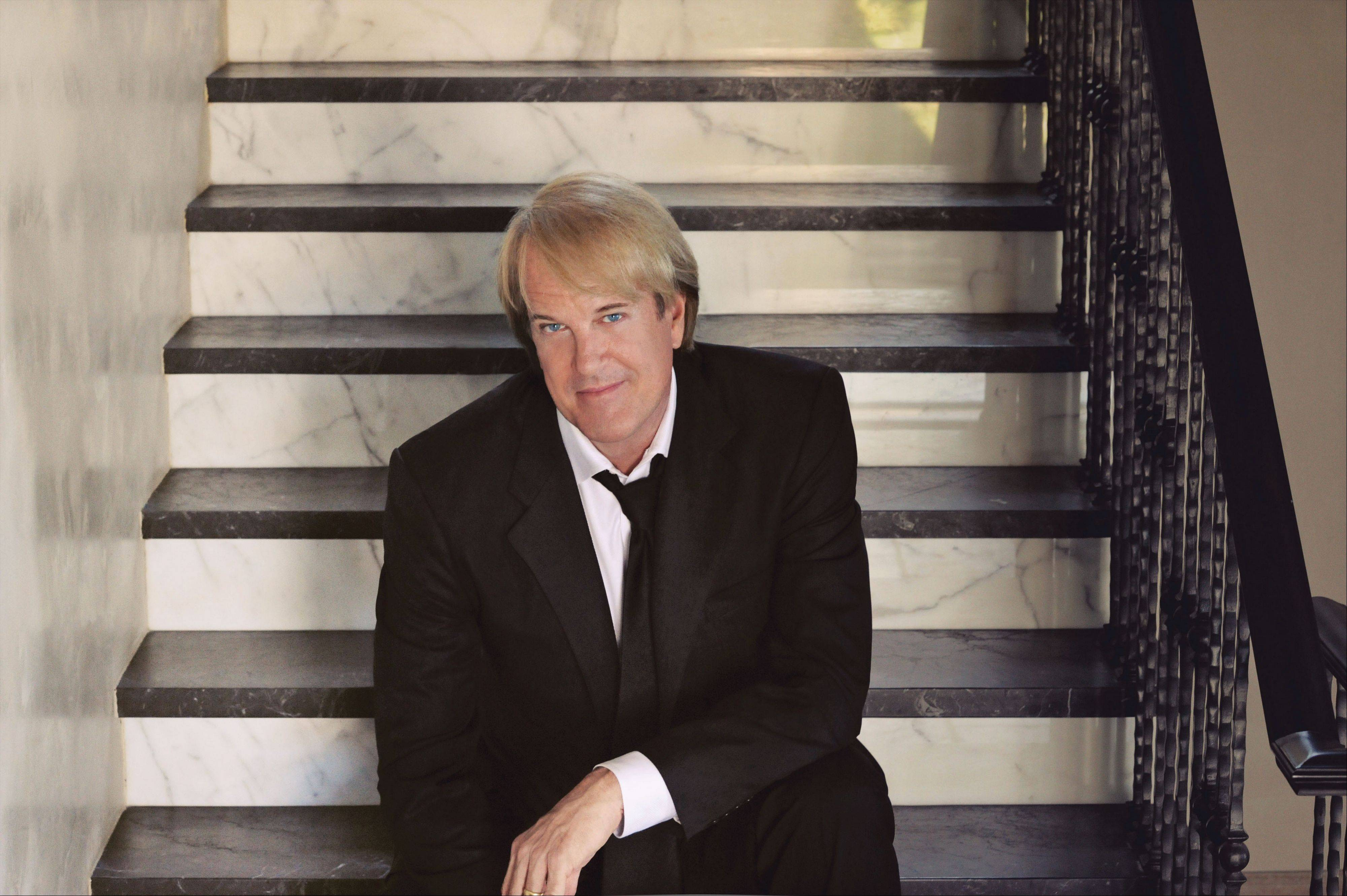 "John Tesh brings his ""Big Band Christmas"" show to the Arcada Theatre in St. Charles."