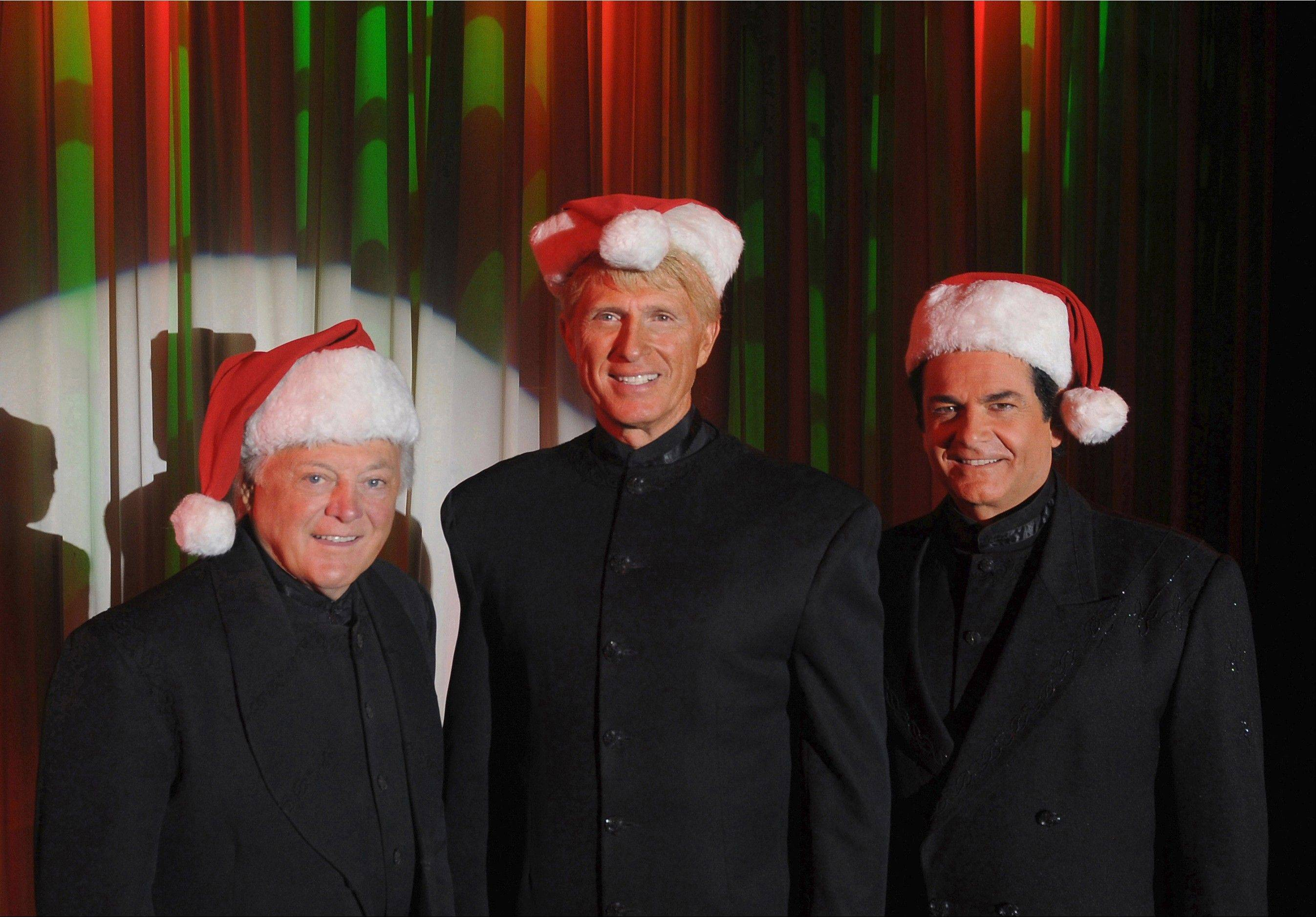 """The Lettermen Christmas"" comes to the Arcada Theatre in St. Charles."
