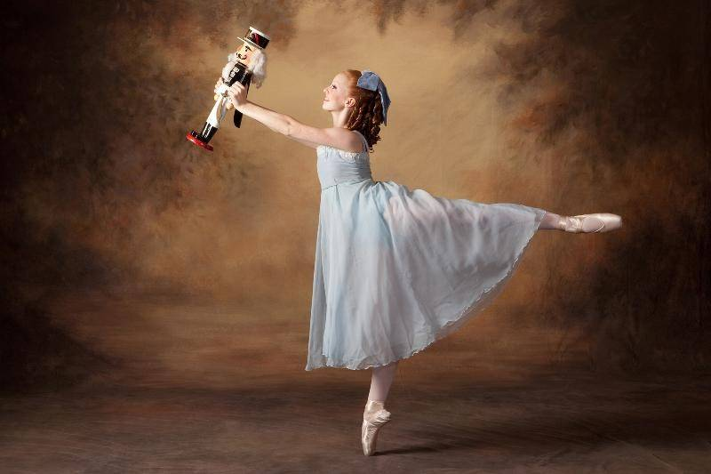 "Dancenter North stages ""The Magic of the Nutcracker"" at Libertyville High School."