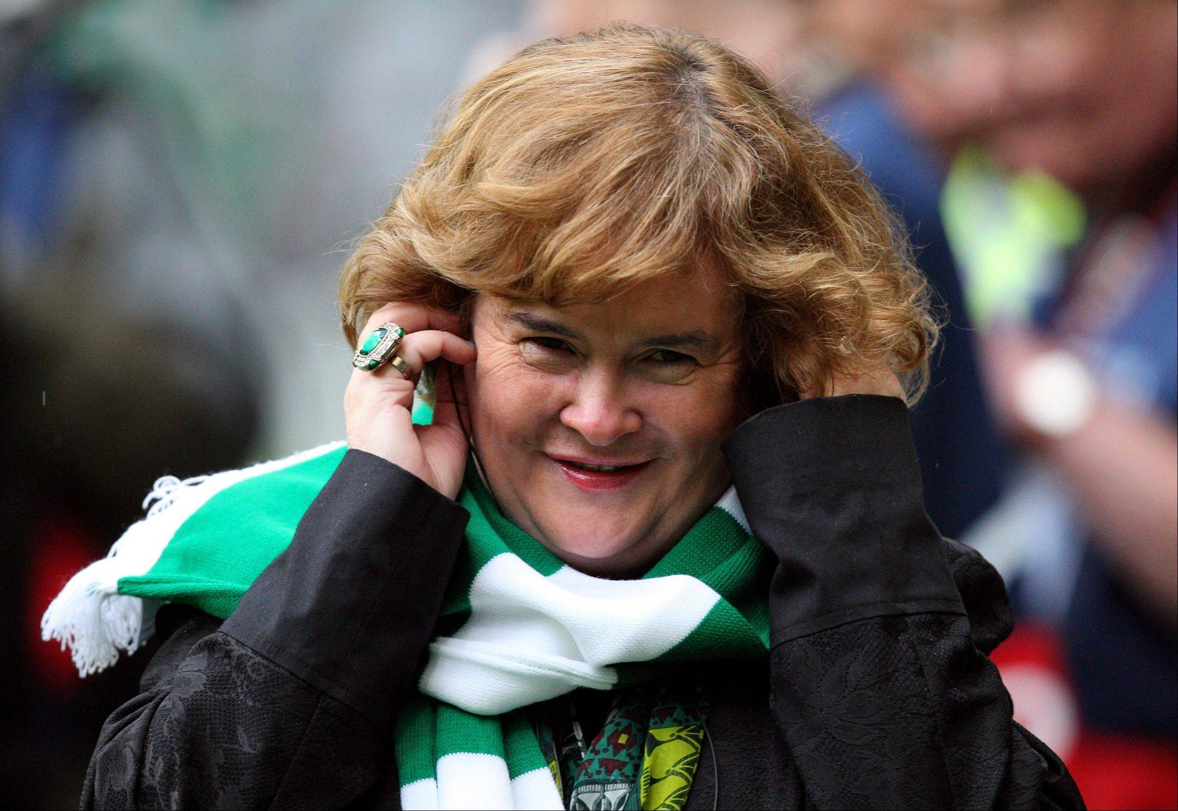Susan Boyle told the Observer newspaper in an interview published Sunday that she has been diagnosed with Asperger's syndrome, a form of autism, after seeing a specialist a year ago.