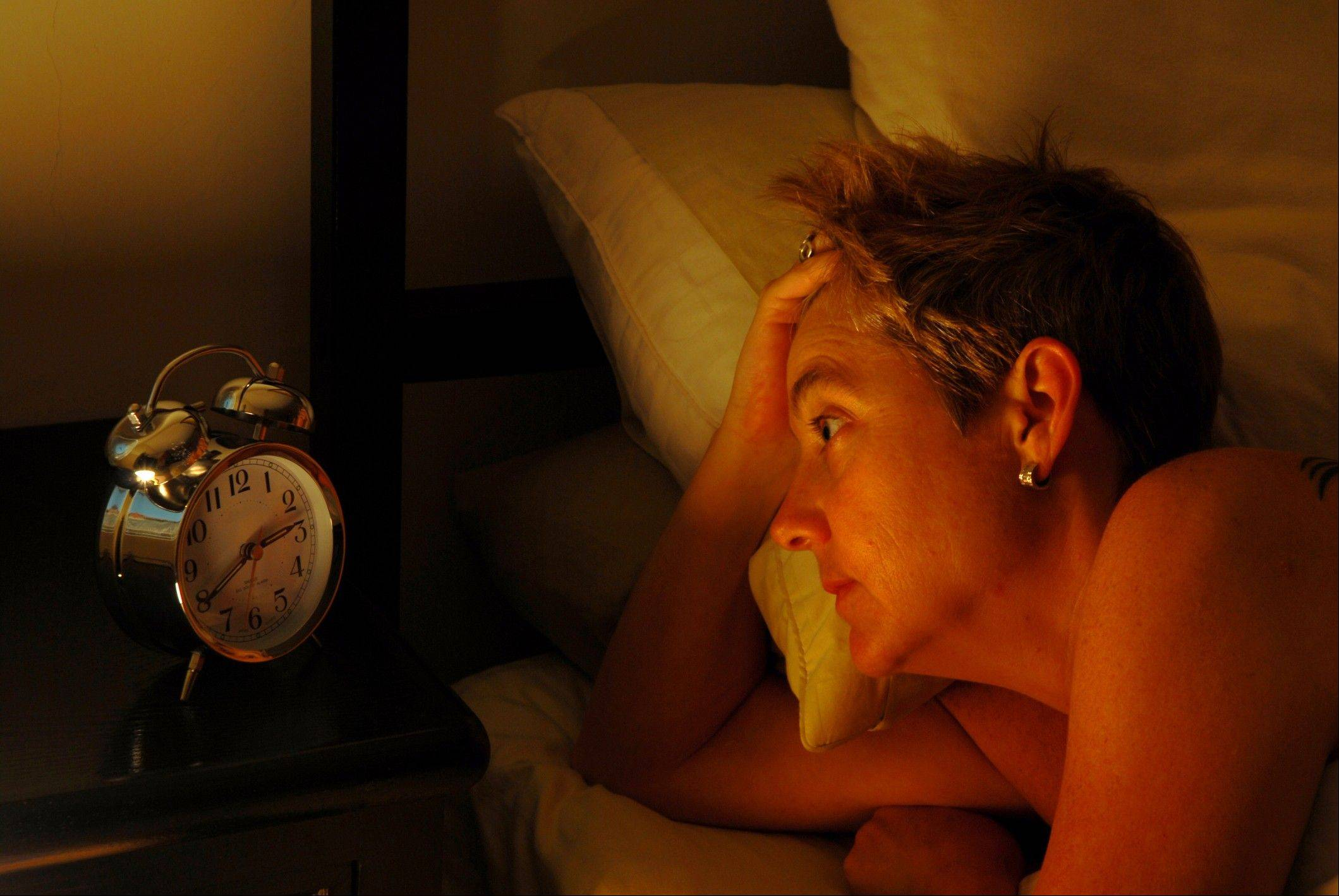 Can't fall asleep? Over-the-counter aids have a mixed record