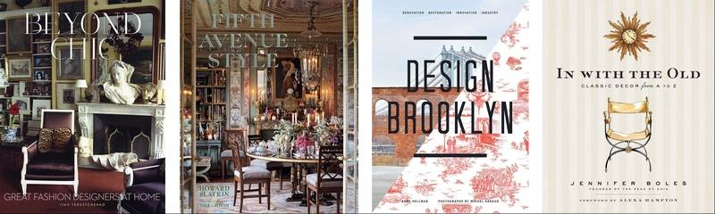 Books For The Stylish Coffee Table