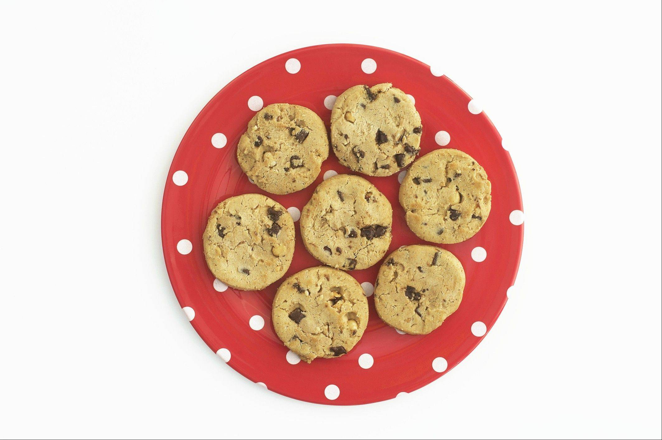 Would you eat fewer cookies off a red plate? A recent study shows you might.