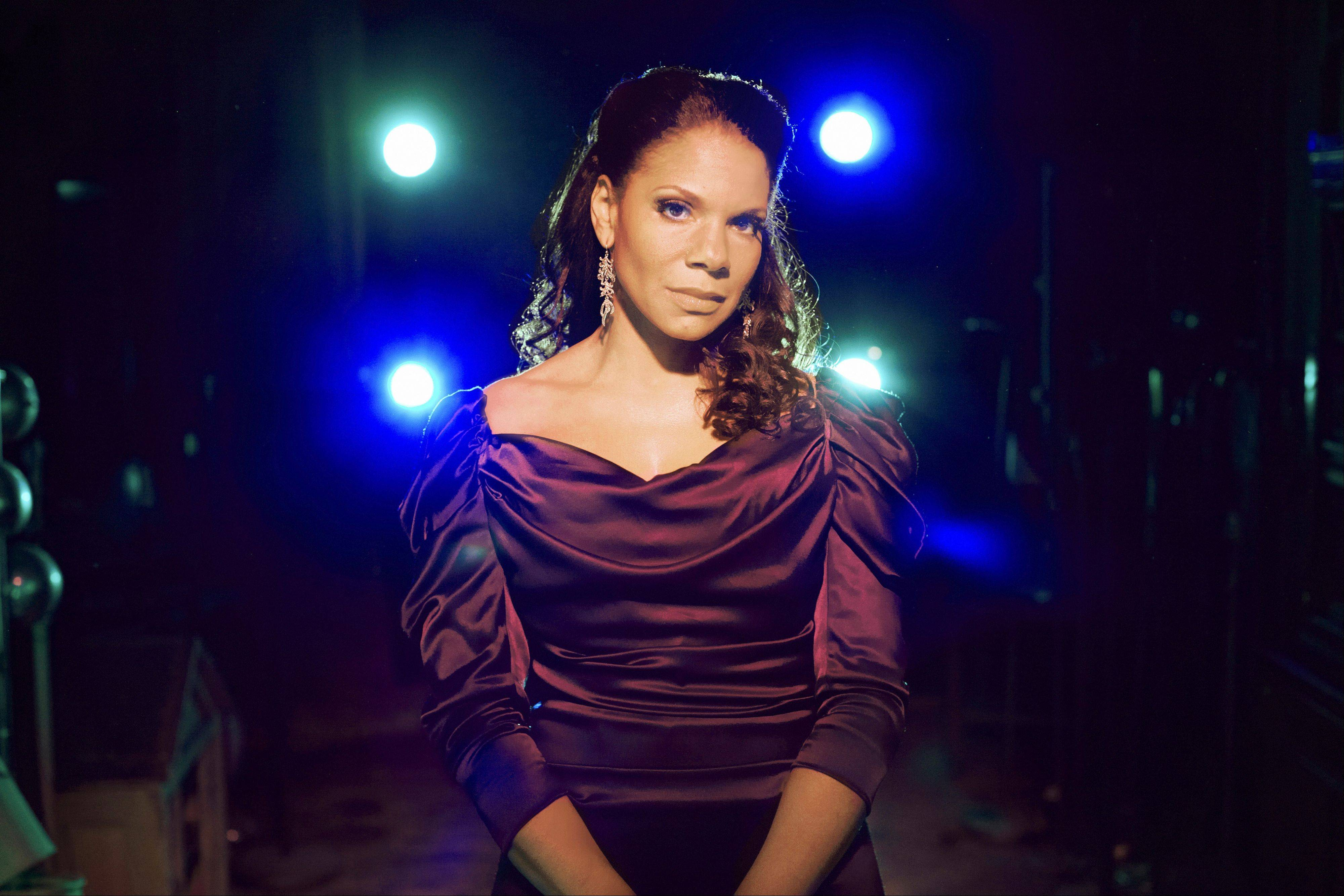 "Courtesy of HBOAudra McDonald performs in ""Six by Sondheim,"" airing Monday on HBO."