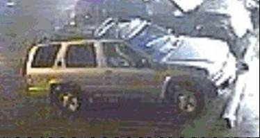A teenager told Waukegan Police that a man driving this vehicle sexually assaulted her.