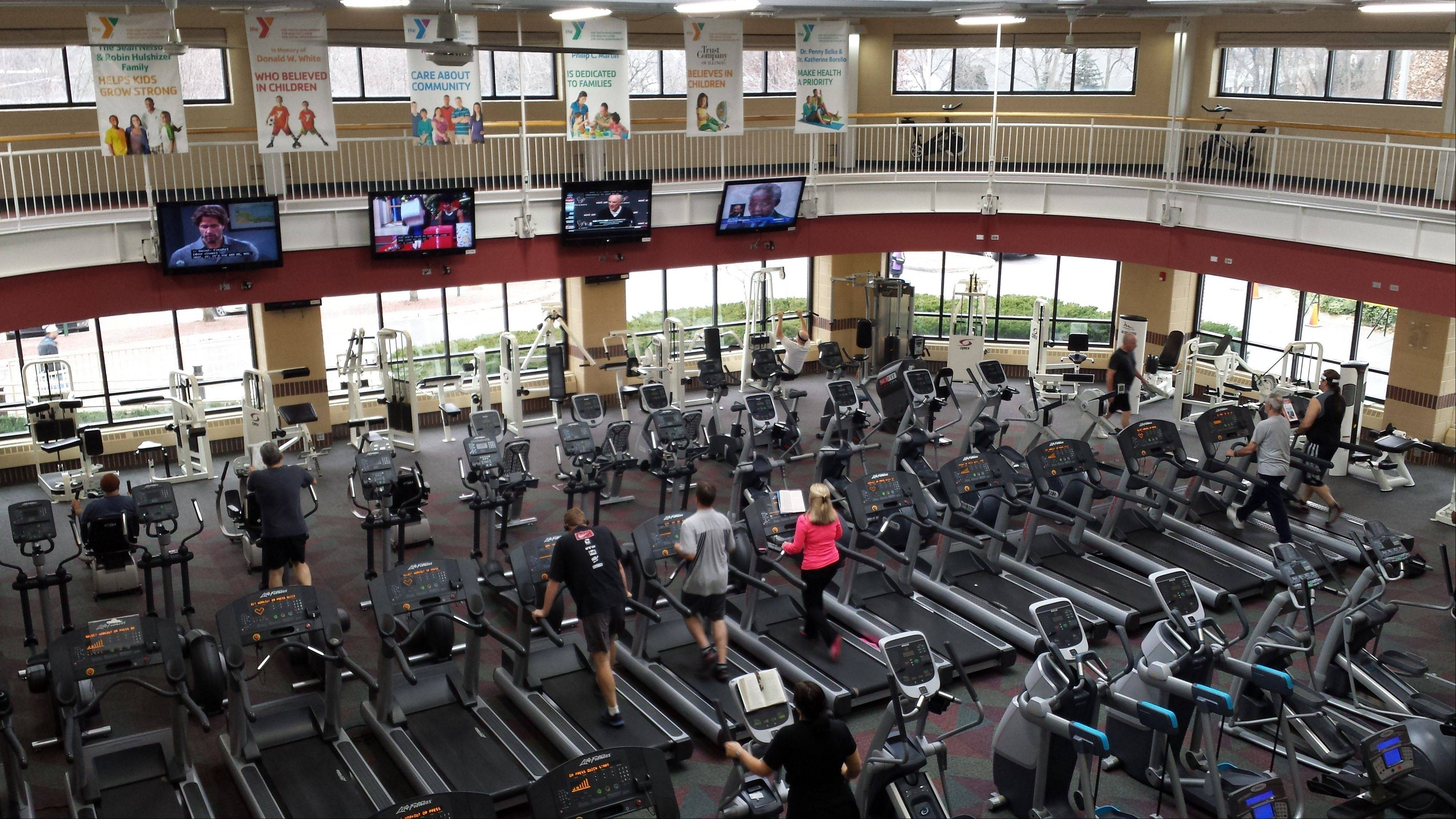The B.R. Ryall YMCA offers a fitness center where members of all ages can take part in exercise programs and health classes. The Y offers scholarships to help ensure anyone can have access to its programs and facilities.