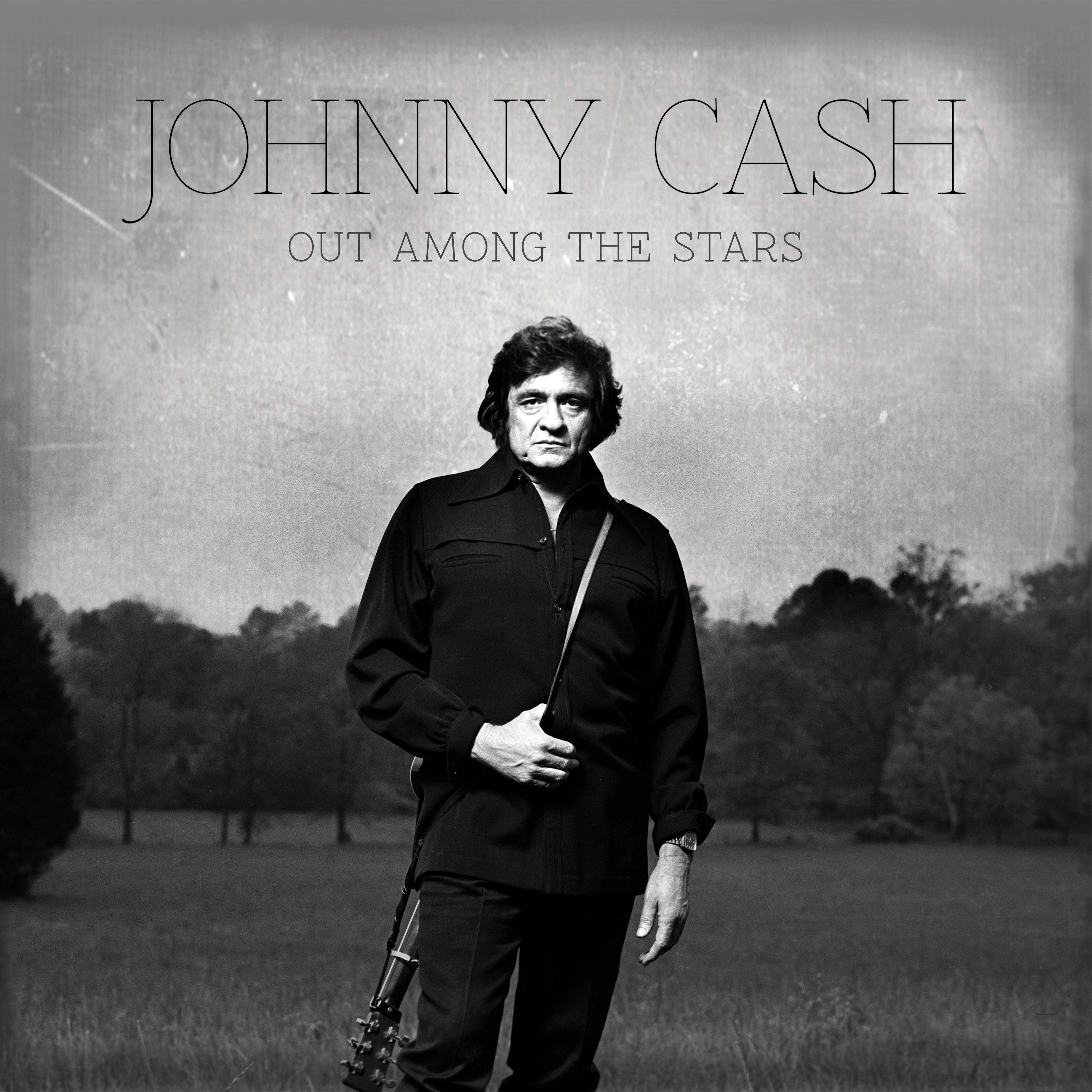 "Johnny Cash's newest album, ""Out Among the Stars,"" will be released March 25, 2014. The new album is comprised of 12 studio recordings by Cash that were recently discovered."