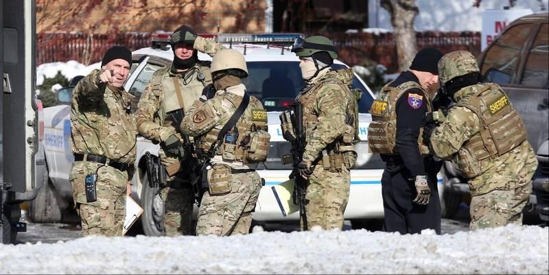 Villa Park Il Police Standoff