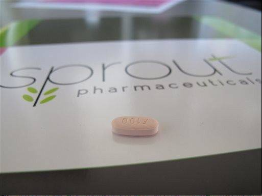 Sprout Pharmaceuticals said Wednesday it has reached an impasse with the Food and Drug Administration over its drug, flibanserin. The daily pill is designed to increase libido in women by acting on brain chemicals linked to mood and appetite.