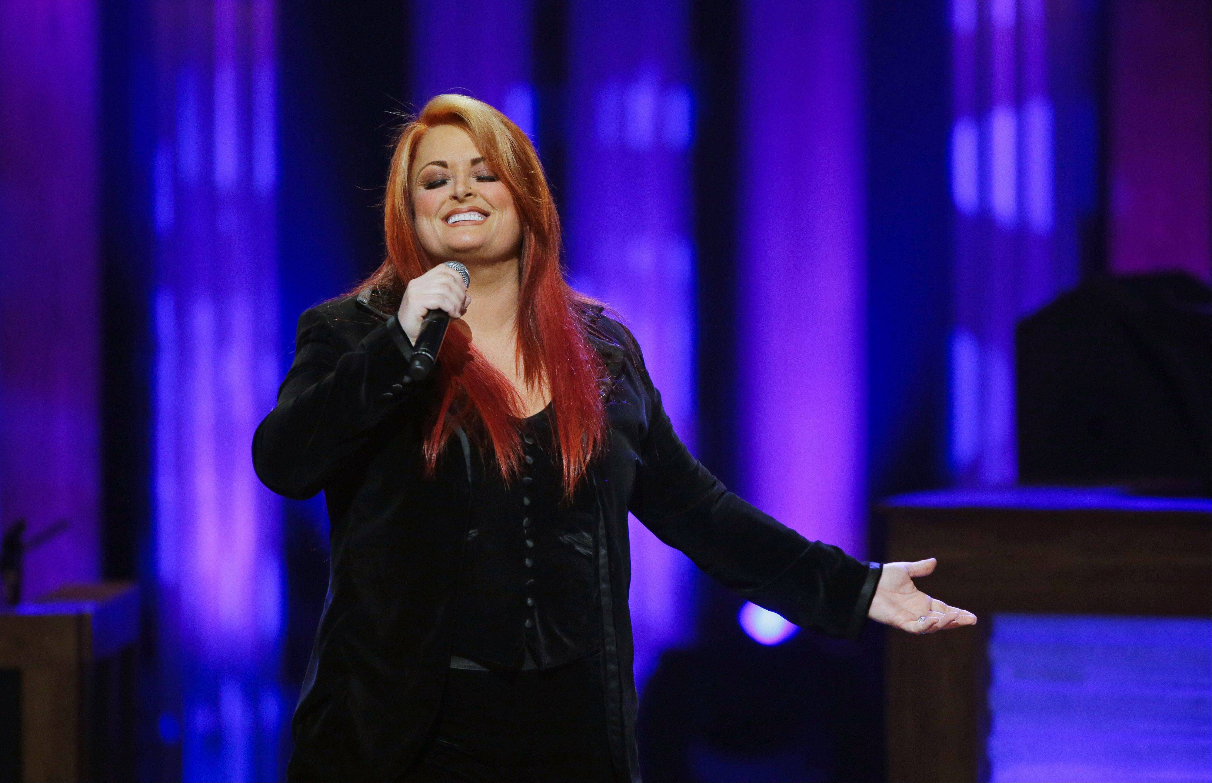 Wynonna Judd will perform at 8 p.m. Friday, Dec. 13, at the Arcada Theatre in St. Charles.