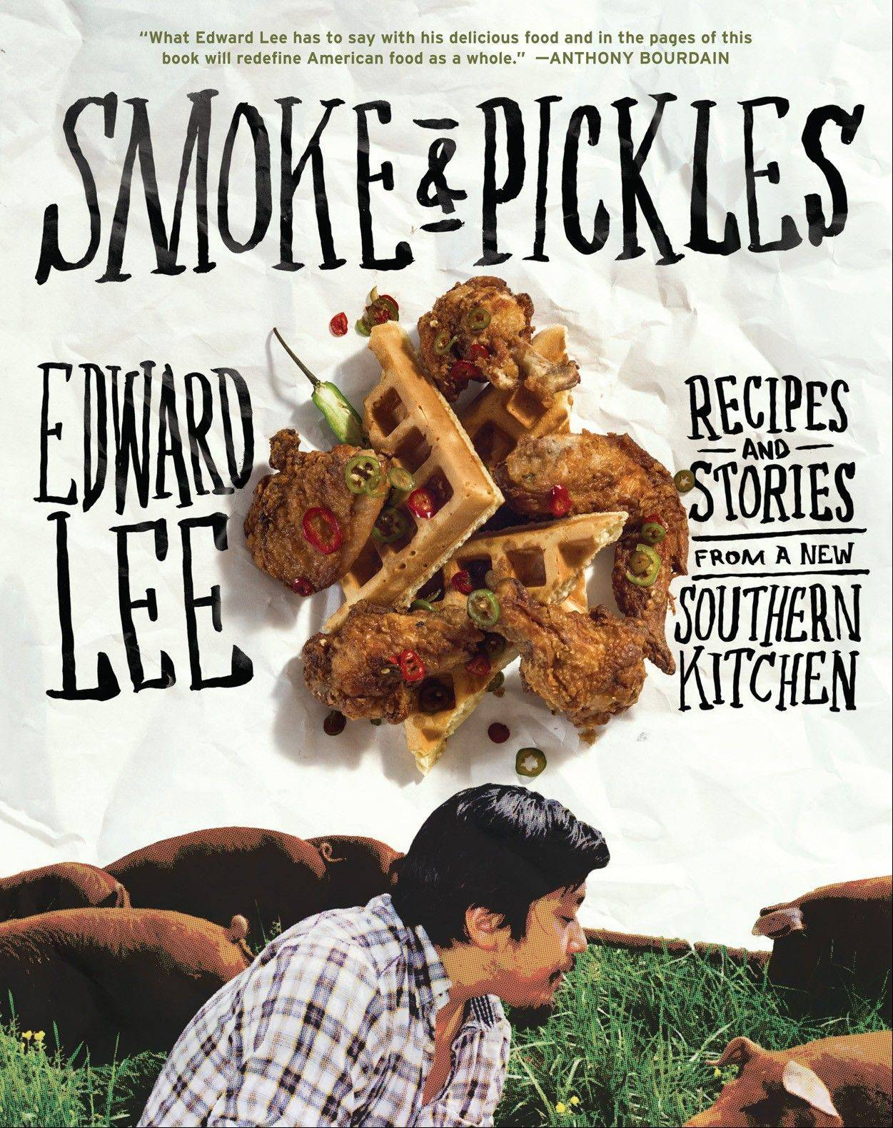 �Smoke & Pickles� by Edward Lee