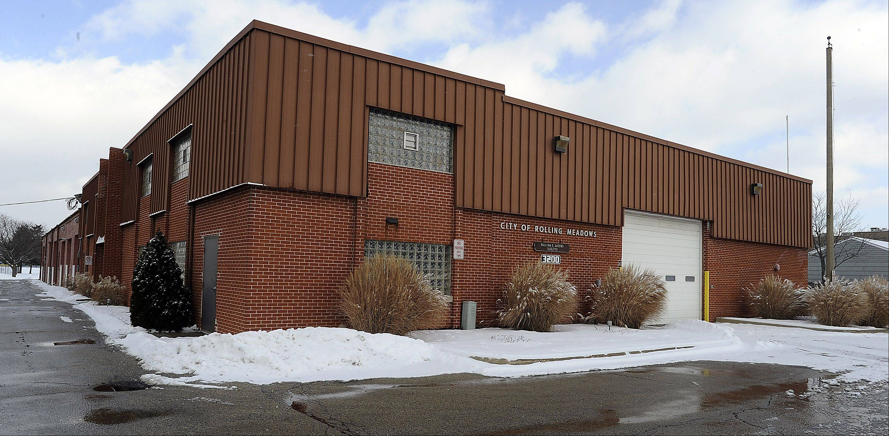 Rolling Meadows officials took a pass this week on deciding the long-term fate of the city's former public works building on Central Road. Officials could renovate the building at a cost of as much as $2.7 million or tear it down and build a new one, which could cost anywhere between $3.4 and $7.4 million.