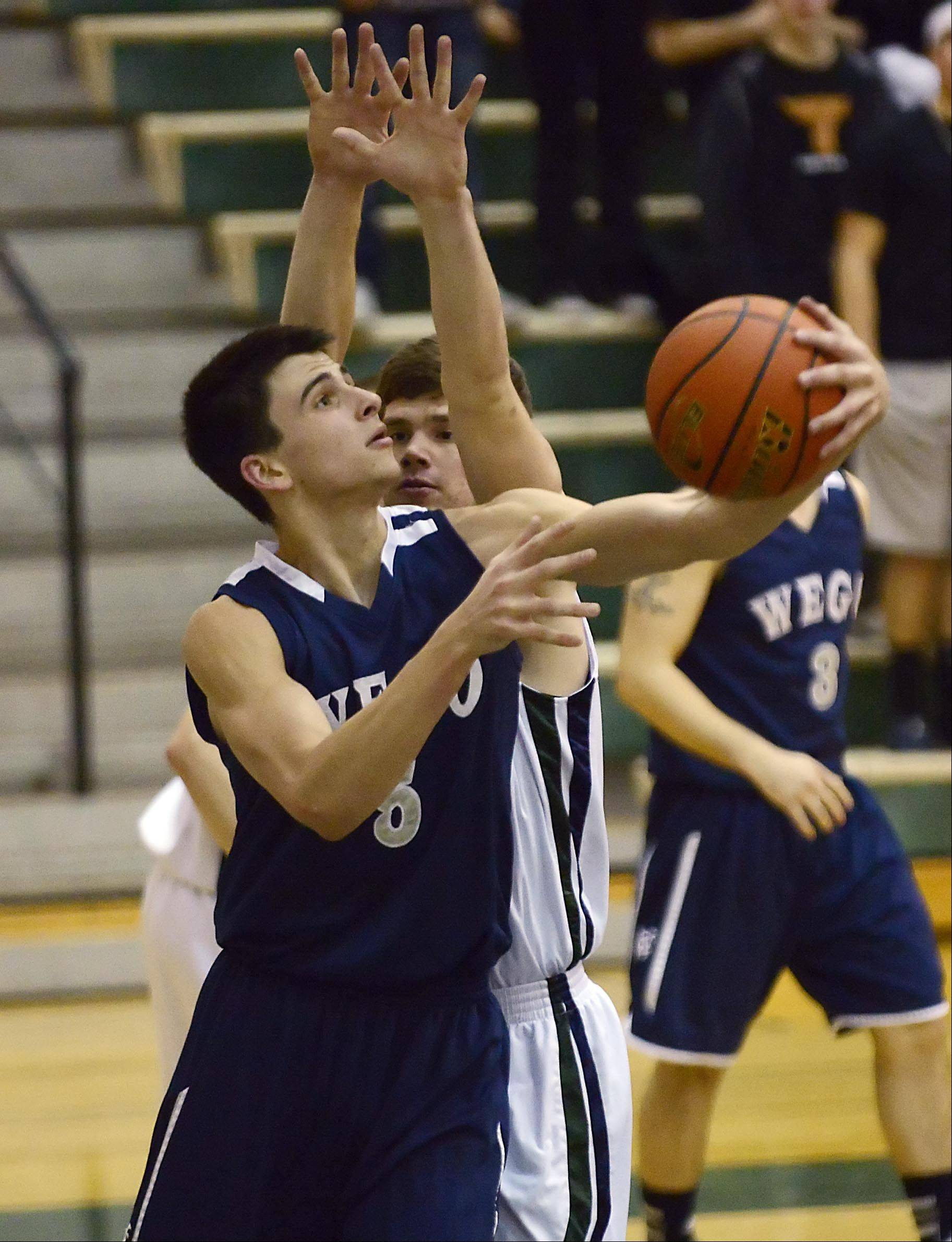 West Chicago�s John Konchar is averaging 31 points a game.