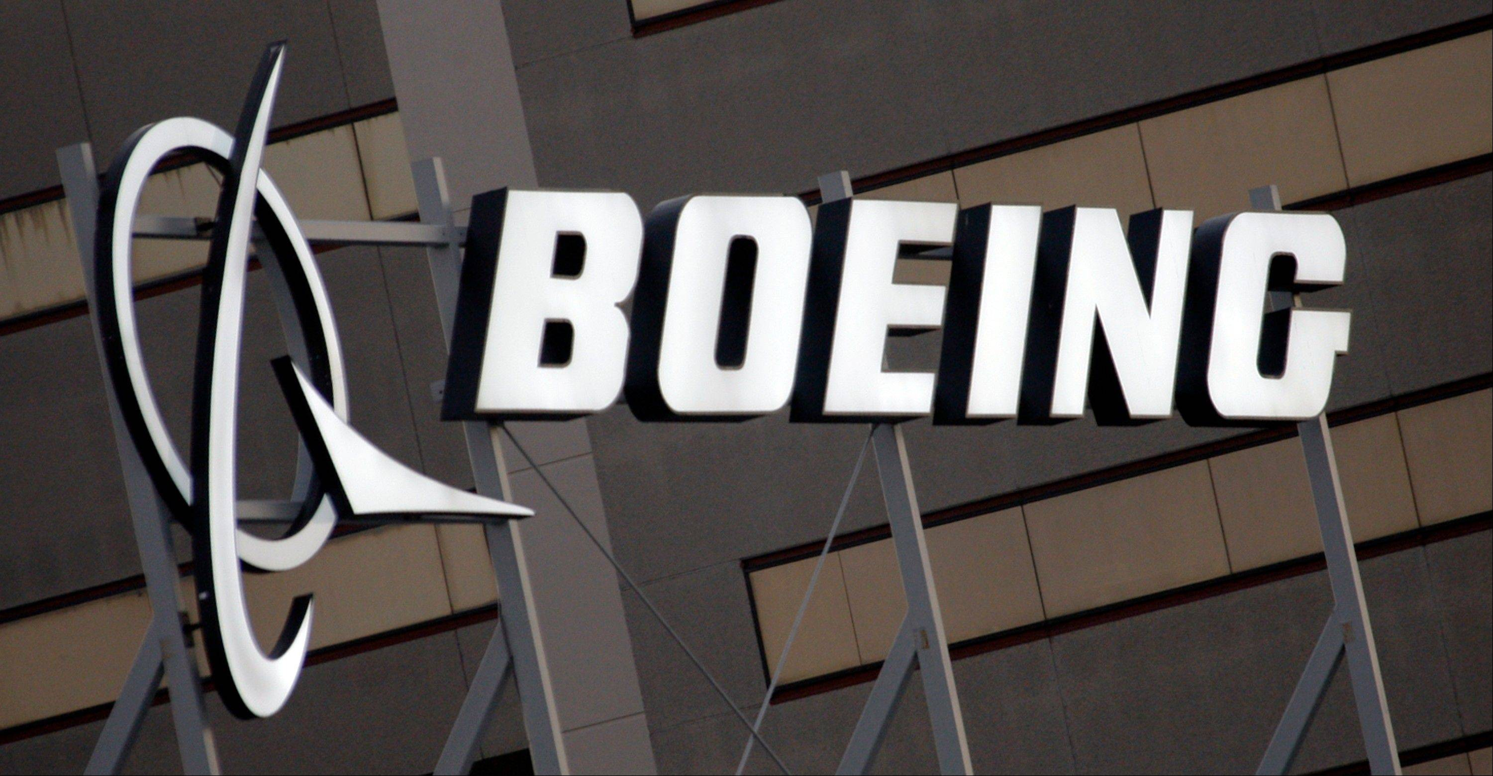 Chicago-based Boeing said Thursday it will establish technology research centers in Alabama, California, Missouri, South Carolina and Washington.