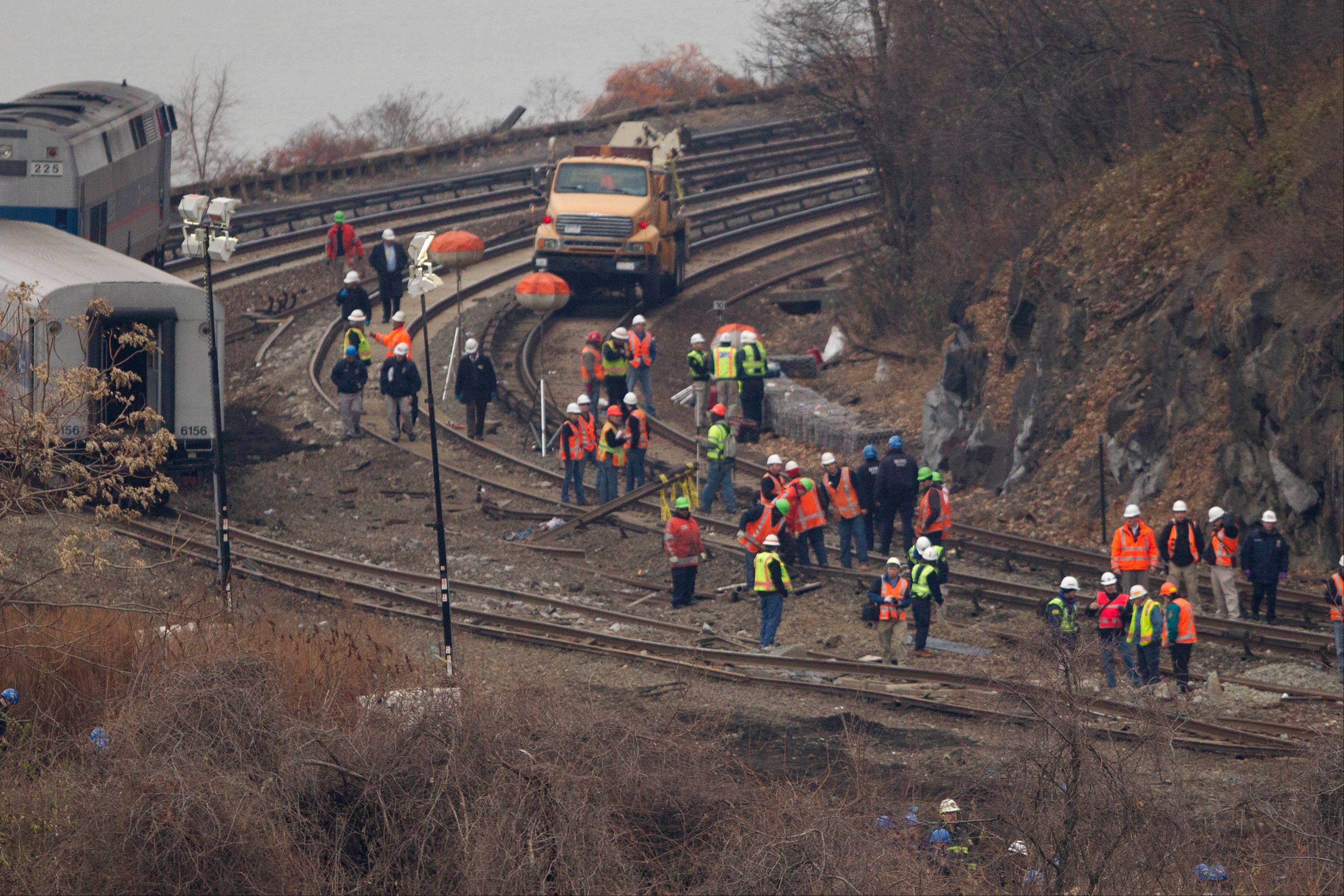 Daily Herald File Photo A tragic commuter train crash that killed four people Dec. 1 in the Bronx is making the 2015 deadline to install a safety system unavoidable, Metra officials think.