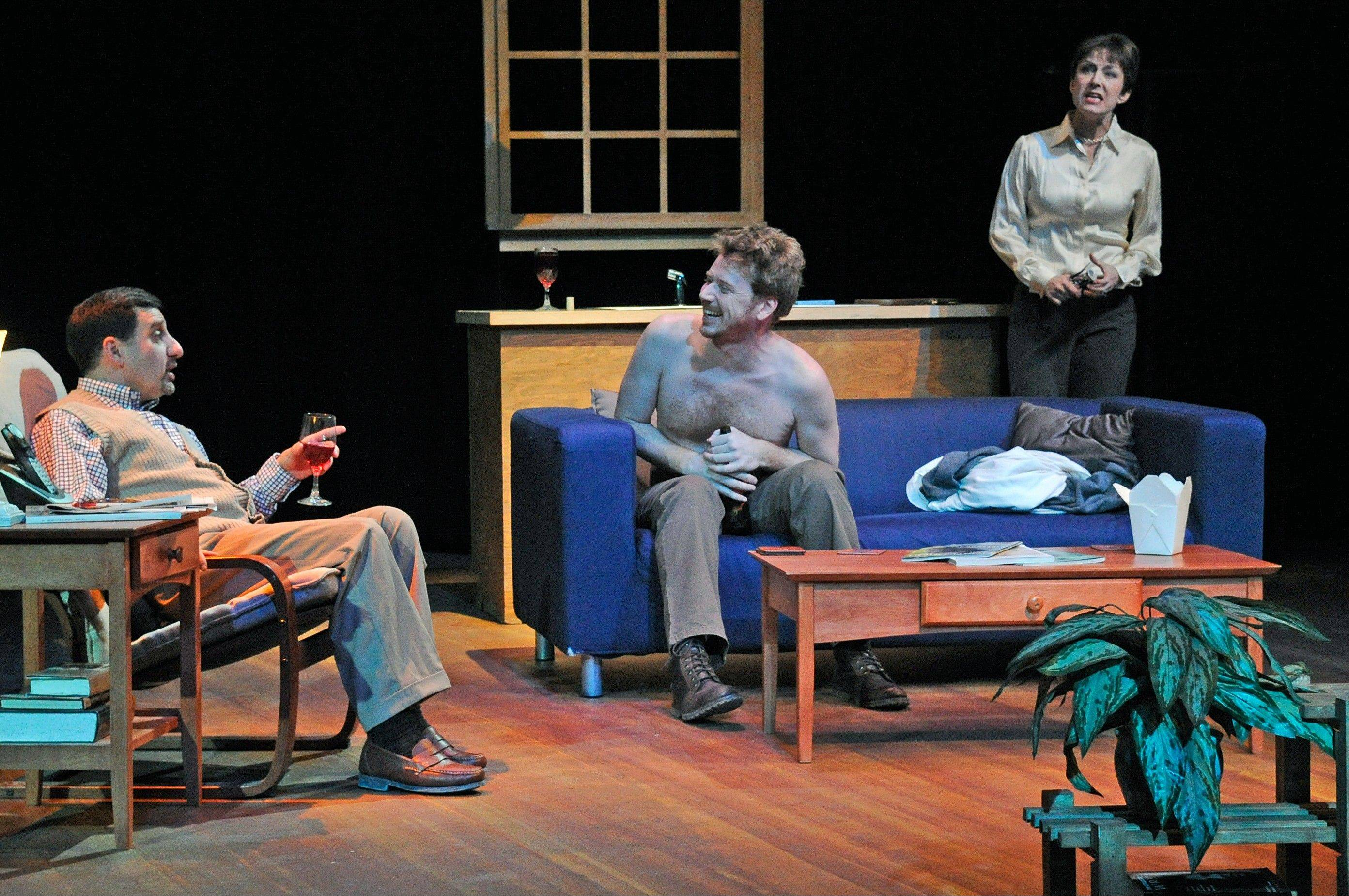 "College of DuPage's Buffalo Theatre Ensemble, which put on this production of ""Love Song"" in 2010, has announced it is canceling the rest of its season as it explores a more sustainable funding model."
