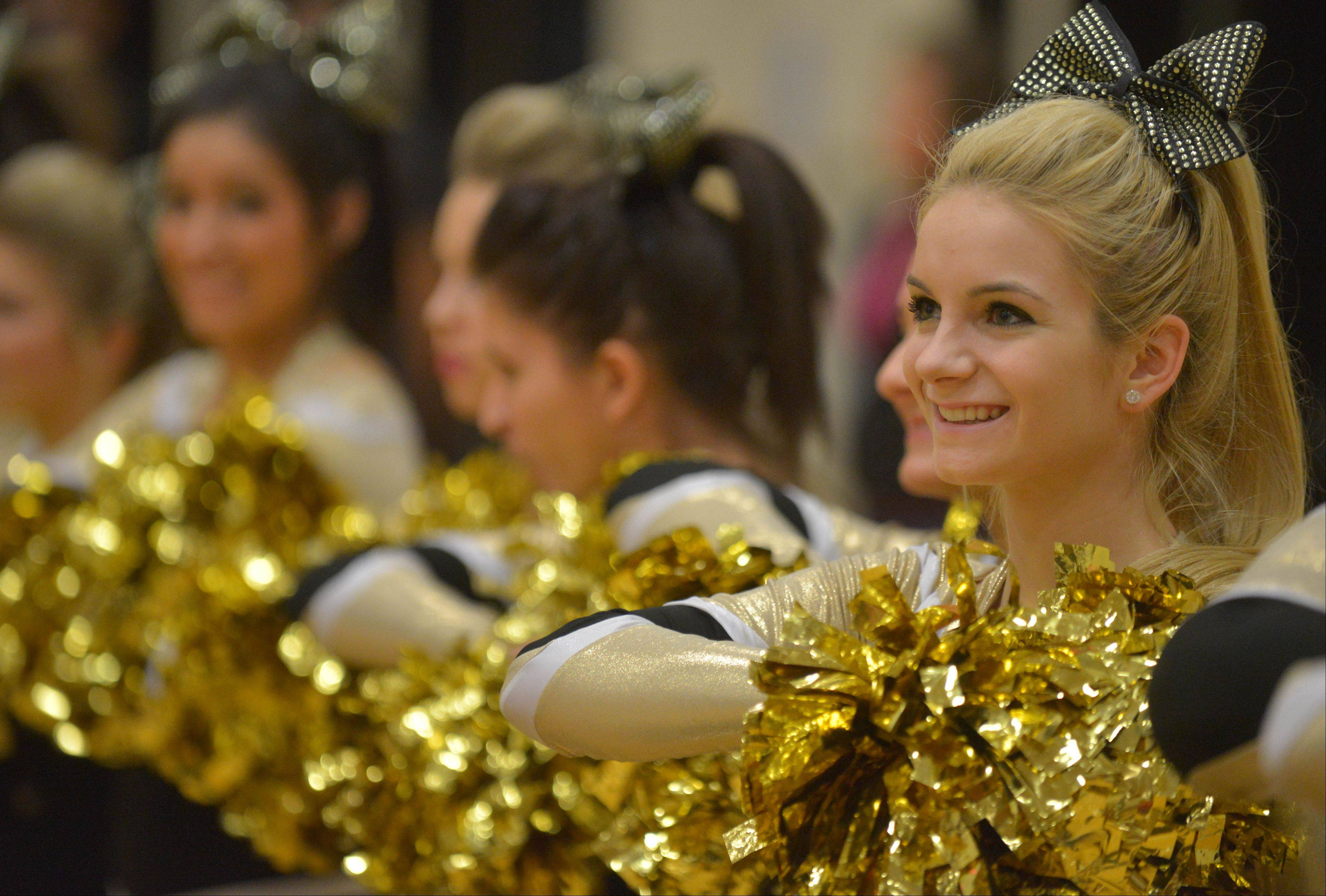 Photos from the Lake Park at Glenbard North boys basketball game Friday, Dec. 13.