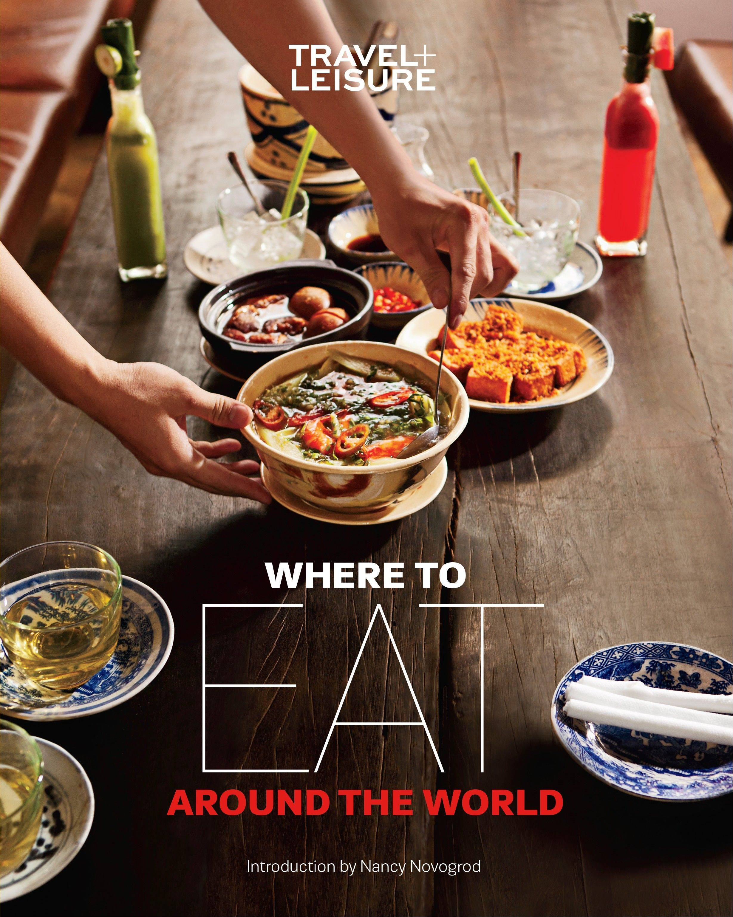 """Where to Eat Around the World"" spotlights food in 27 destinations, from the lunch canteens and taverns of Istanbul to barbecue in Texas. Many travelers are passionate about food, whether it's enjoying that perfect meal on vacation or hunting down authentic local cuisine."