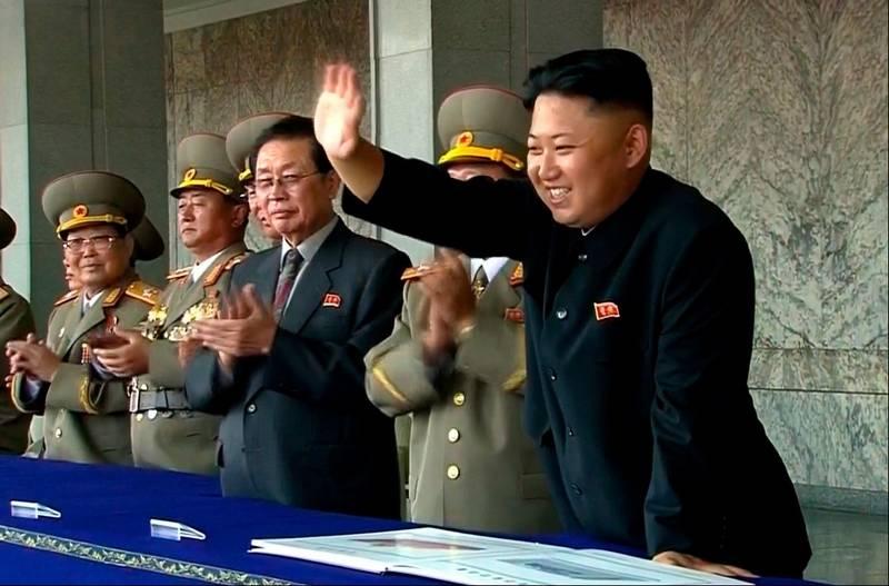 Jang Song Thaek Execution Footage