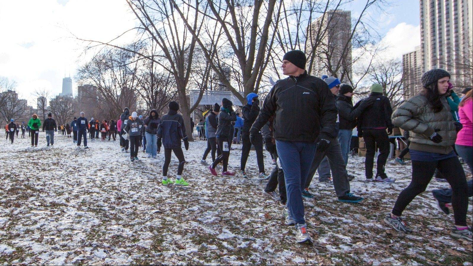 Chicago�s New Year�s Day 5K Run & Walk returns for its 29th year at 11 a.m. Wednesday, Jan. 1, at 1600 Stockton Drive at LaSalle Street, at the south end of Lincoln Park.