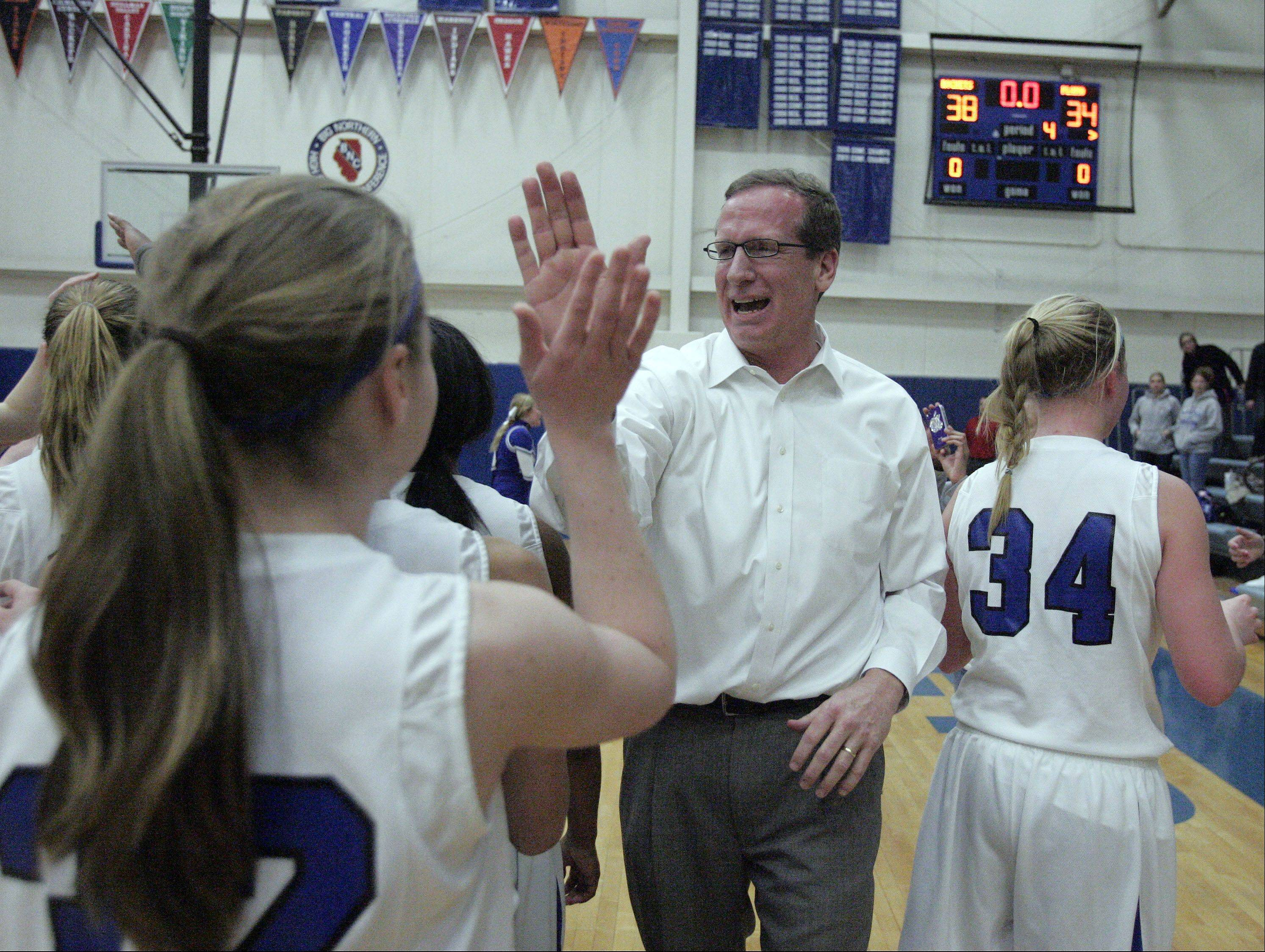 Burlington Central girls basketball coach Mark Smith is hoping playing in the Dundee-Crown Christmas tournament and the McDonald�s Shootout helps his team come postseason time.