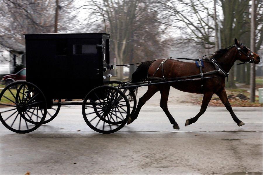 Amish, immigrants boost number of Illinois' uninsured