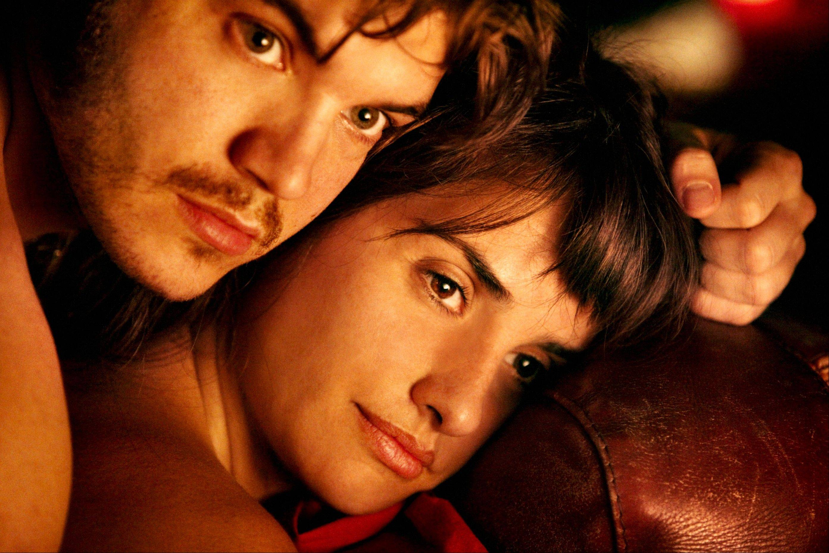 "Emile Hirsch, as Diego, and Penelope Cruz, as Gemma, star in ""Twice Born."""