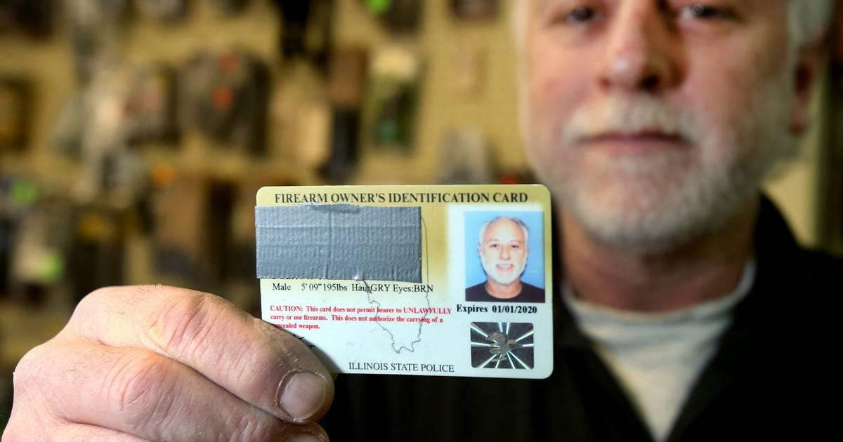 In Gun Obtain To Illinois Takes It What A License