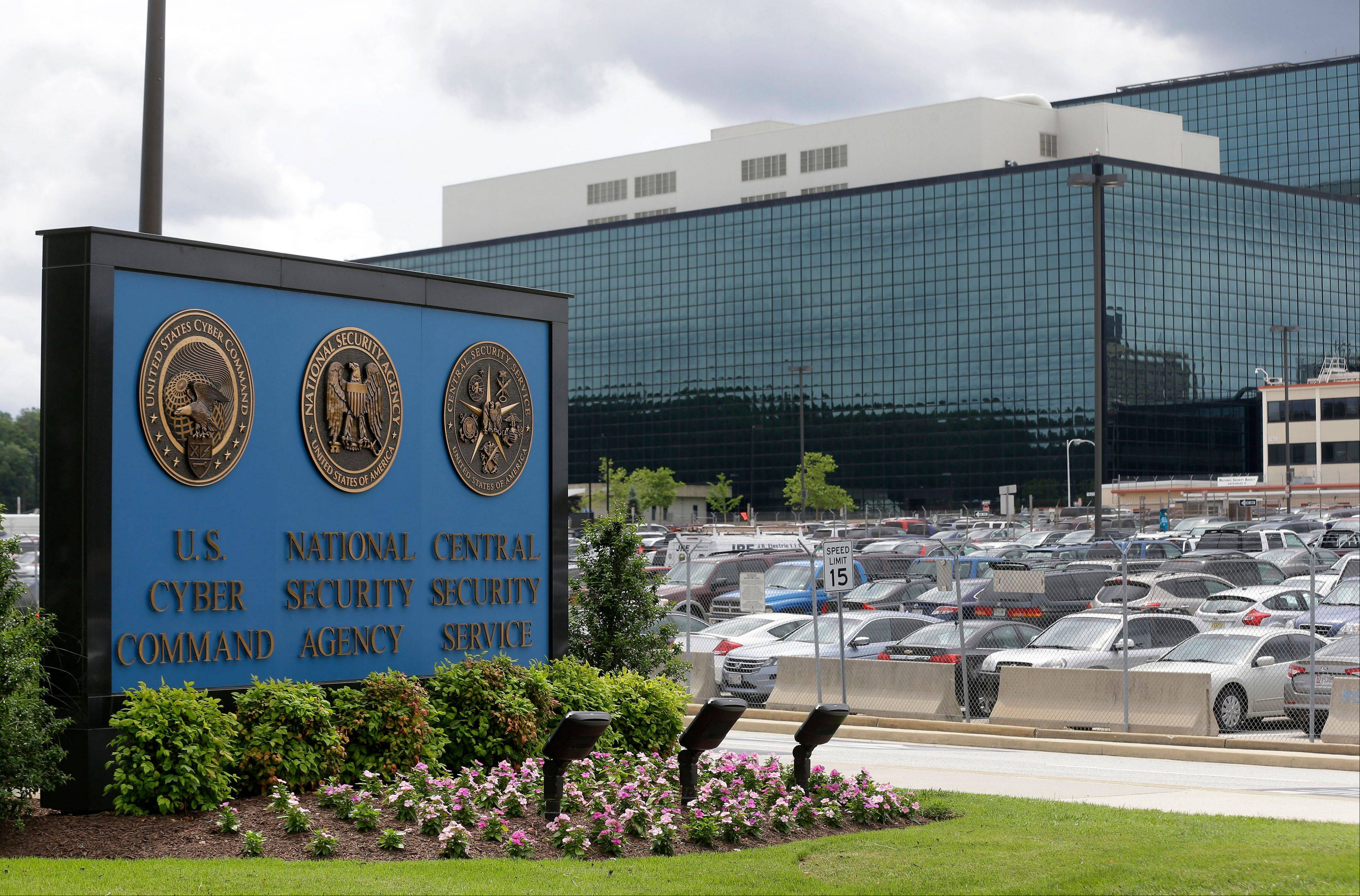This is the National Security Agency campus in Fort Meade, Md. A federal judge said Monday the NSA�s bulk collection of phone records violates the Constitution�s ban on unreasonable searches.