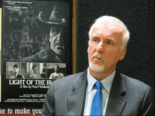 Associated Press Director James Cameron