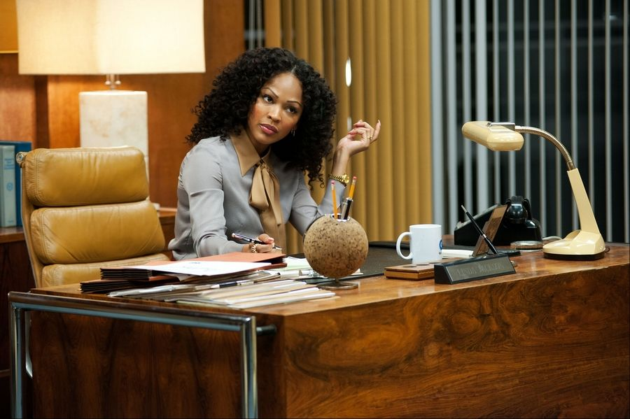 "Meagan Good joins ""Anchorman 2: The Legend Continues"" as Linda Jackson, Ron Burgundy's boss."